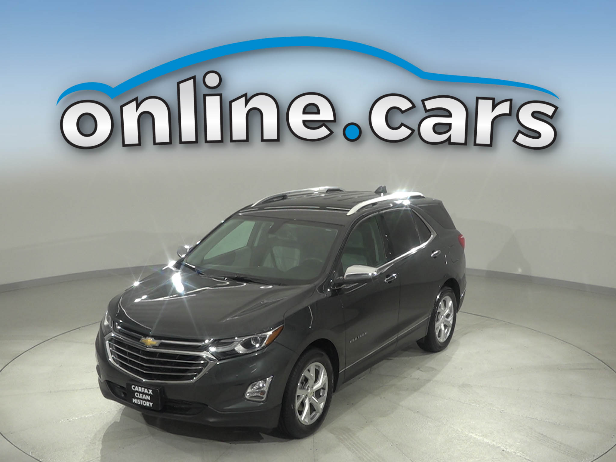 Pre-Owned 2018 Chevrolet Equinox 3LZ