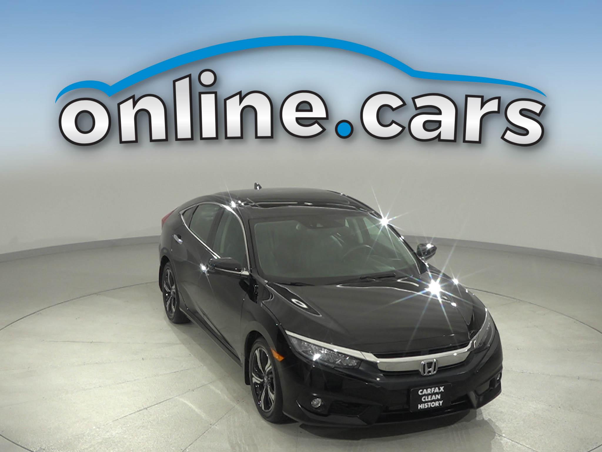 Pre-Owned 2018 Honda Civic Touring