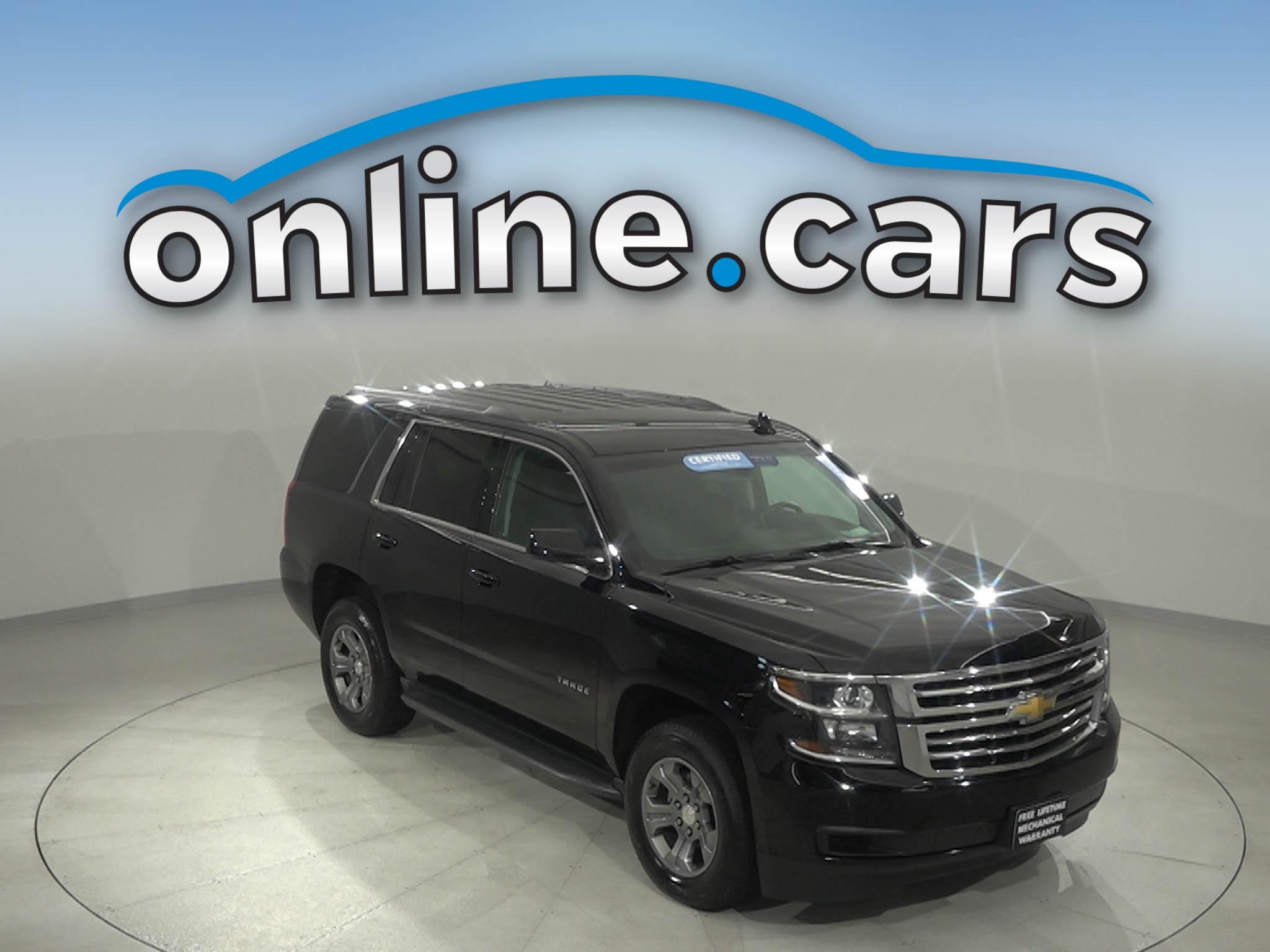 Certified Pre-Owned 2018 Chevrolet Tahoe LS