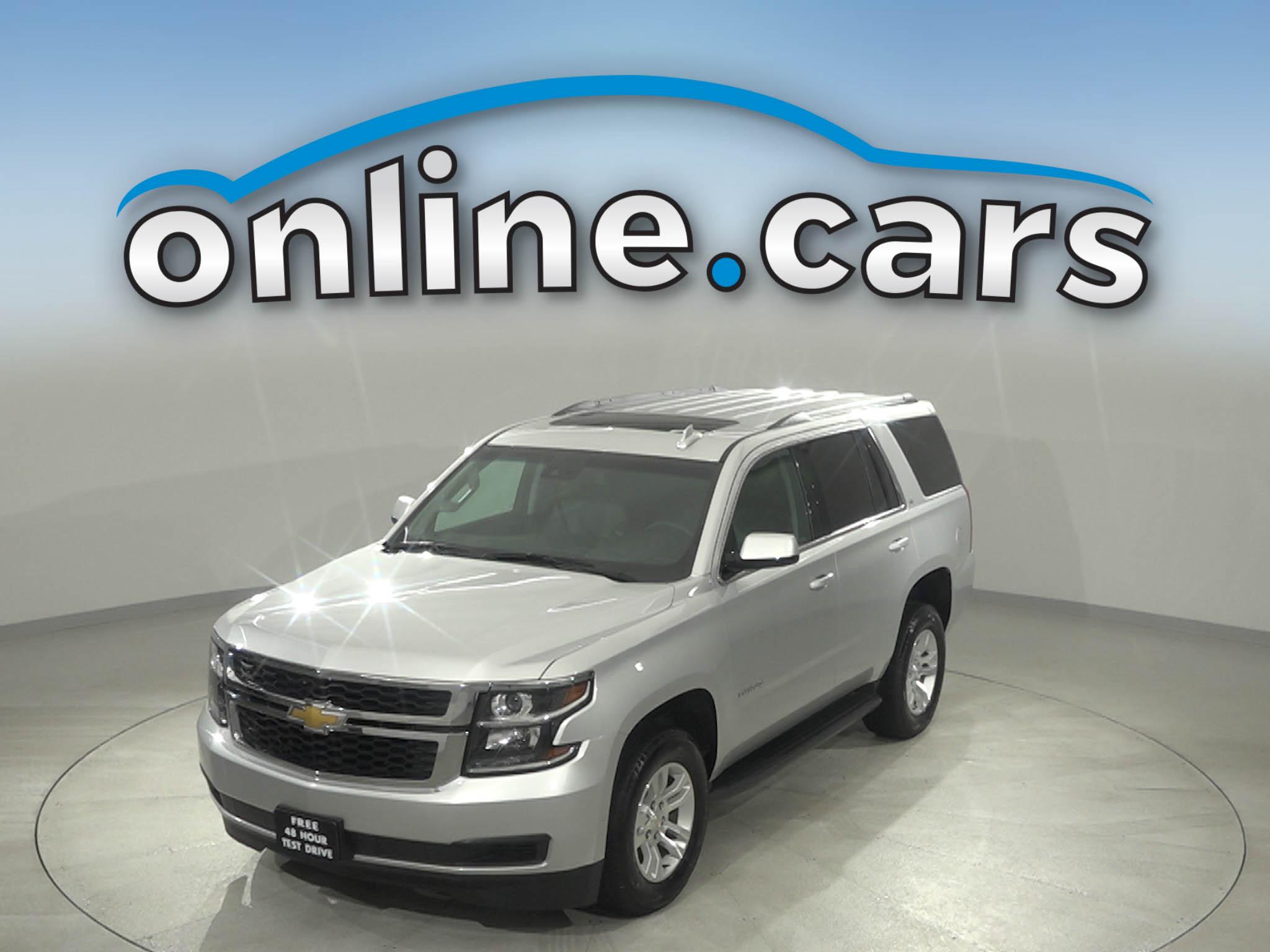 Pre-Owned 2018 Chevrolet Tahoe LT1