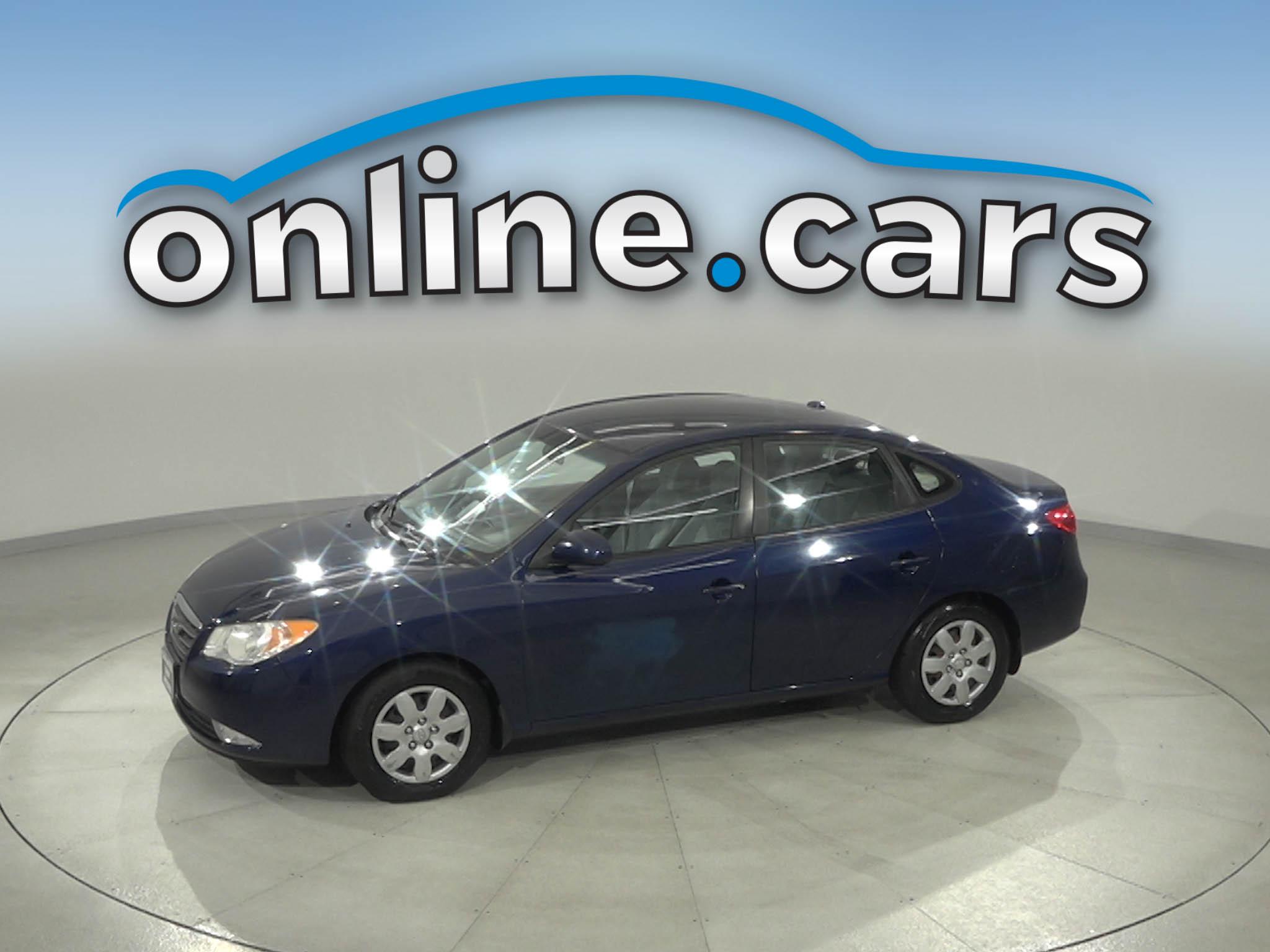 Pre-Owned 2008 Hyundai Elantra GLS