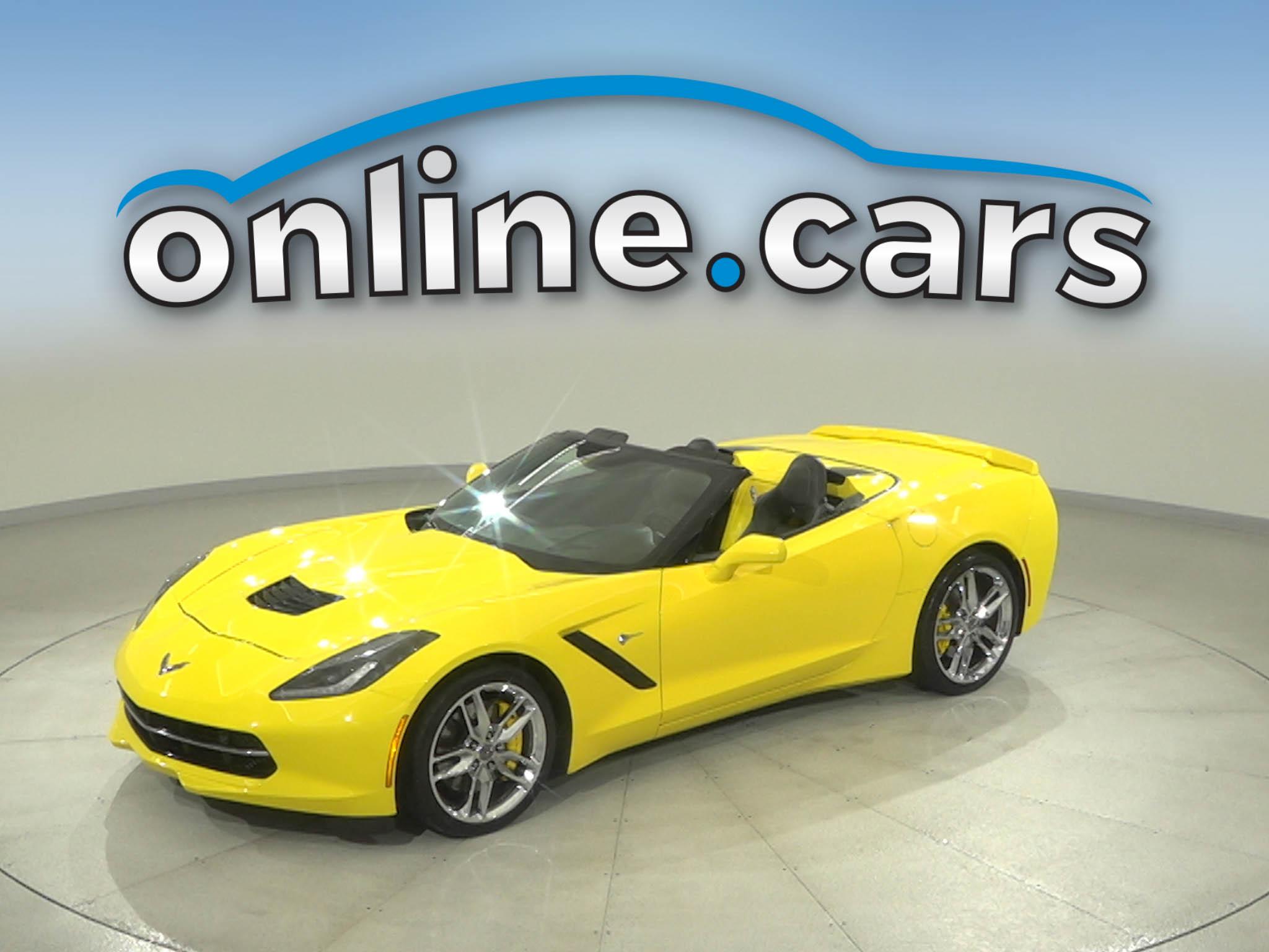 Pre-Owned 2016 Chevrolet Corvette Stingray Z51