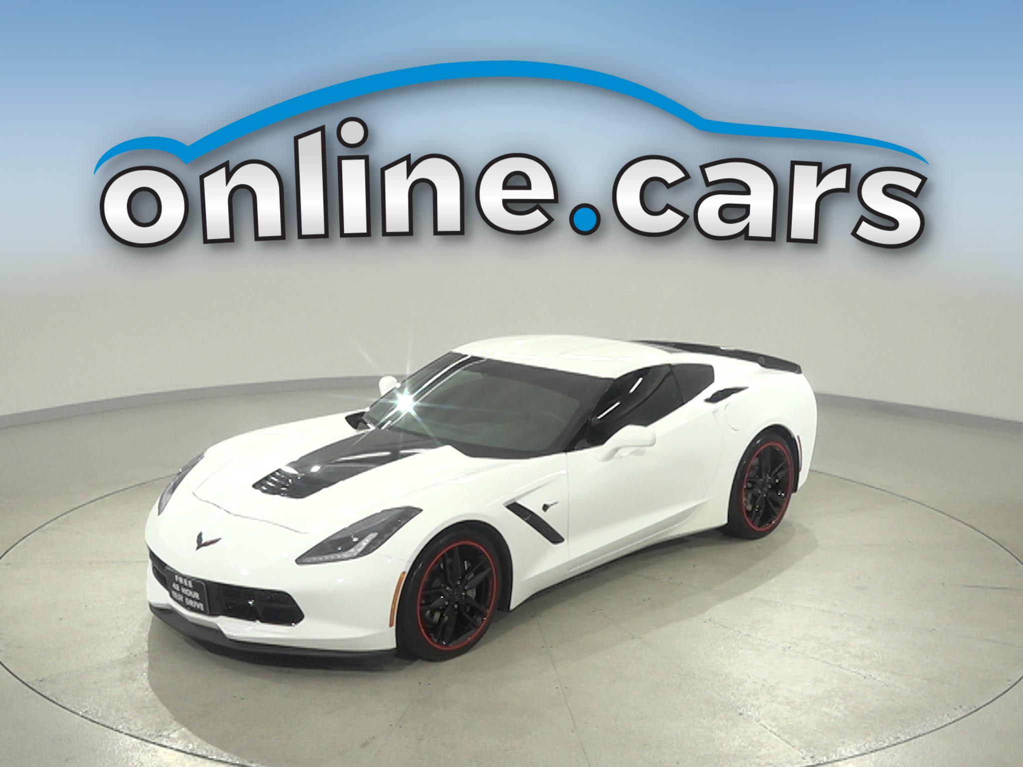Pre-Owned 2019 Chevrolet Corvette Stingray