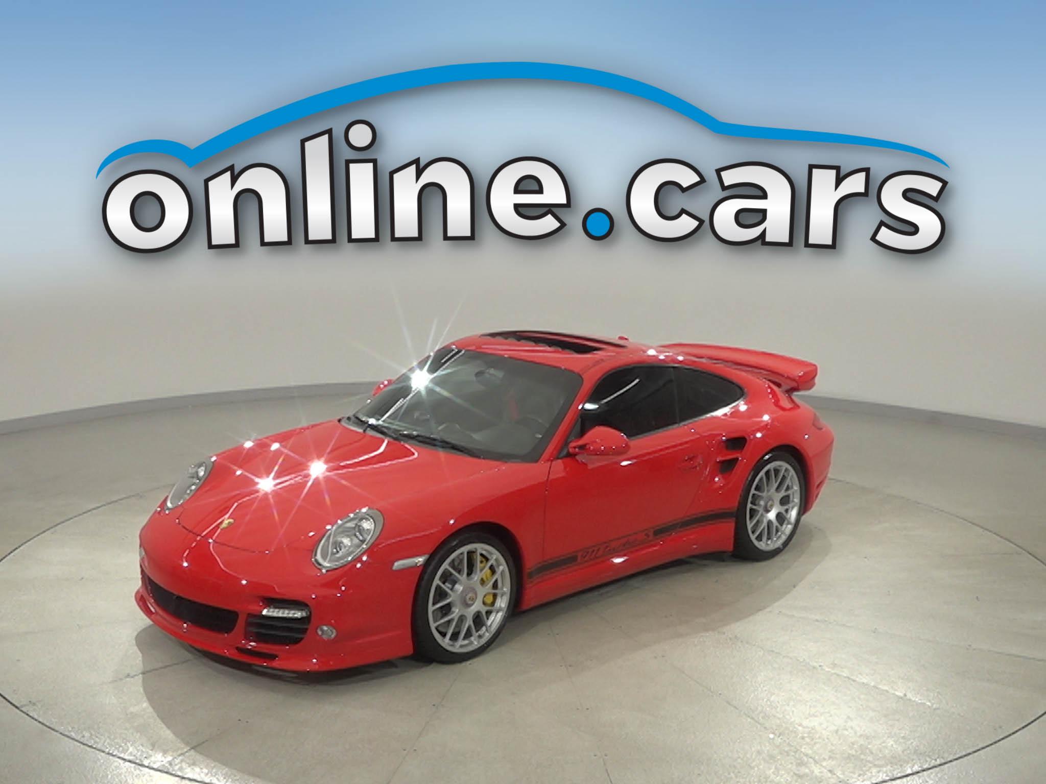 Pre-Owned 2011 Porsche 911 Turbo S