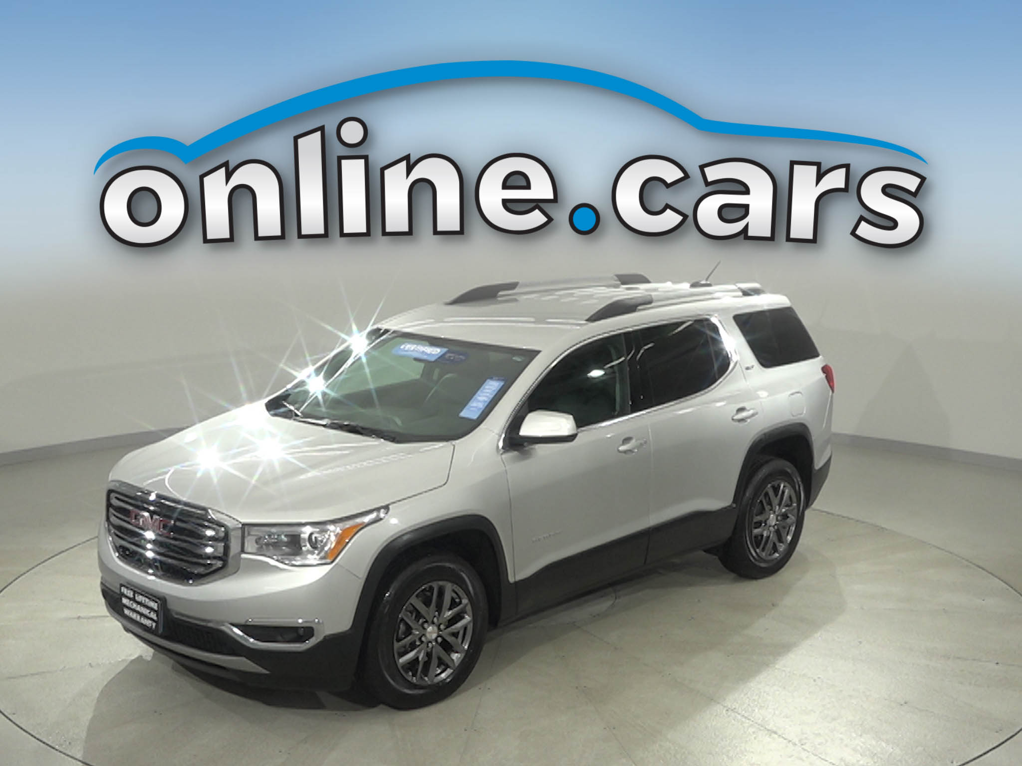 Certified Pre-Owned 2019 GMC Acadia SLT-1
