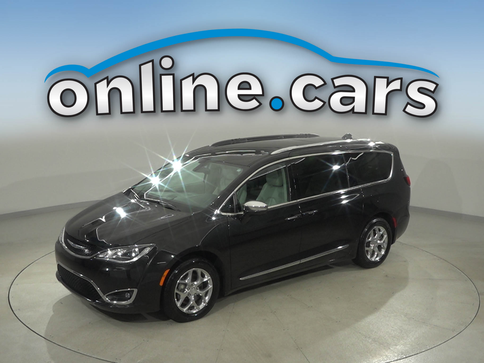 Pre-Owned 2017 Chrysler Pacifica Limited