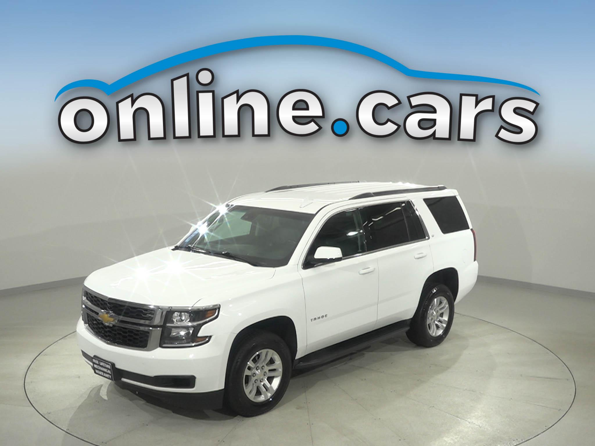 Certified Pre-Owned 2019 Chevrolet Tahoe LT