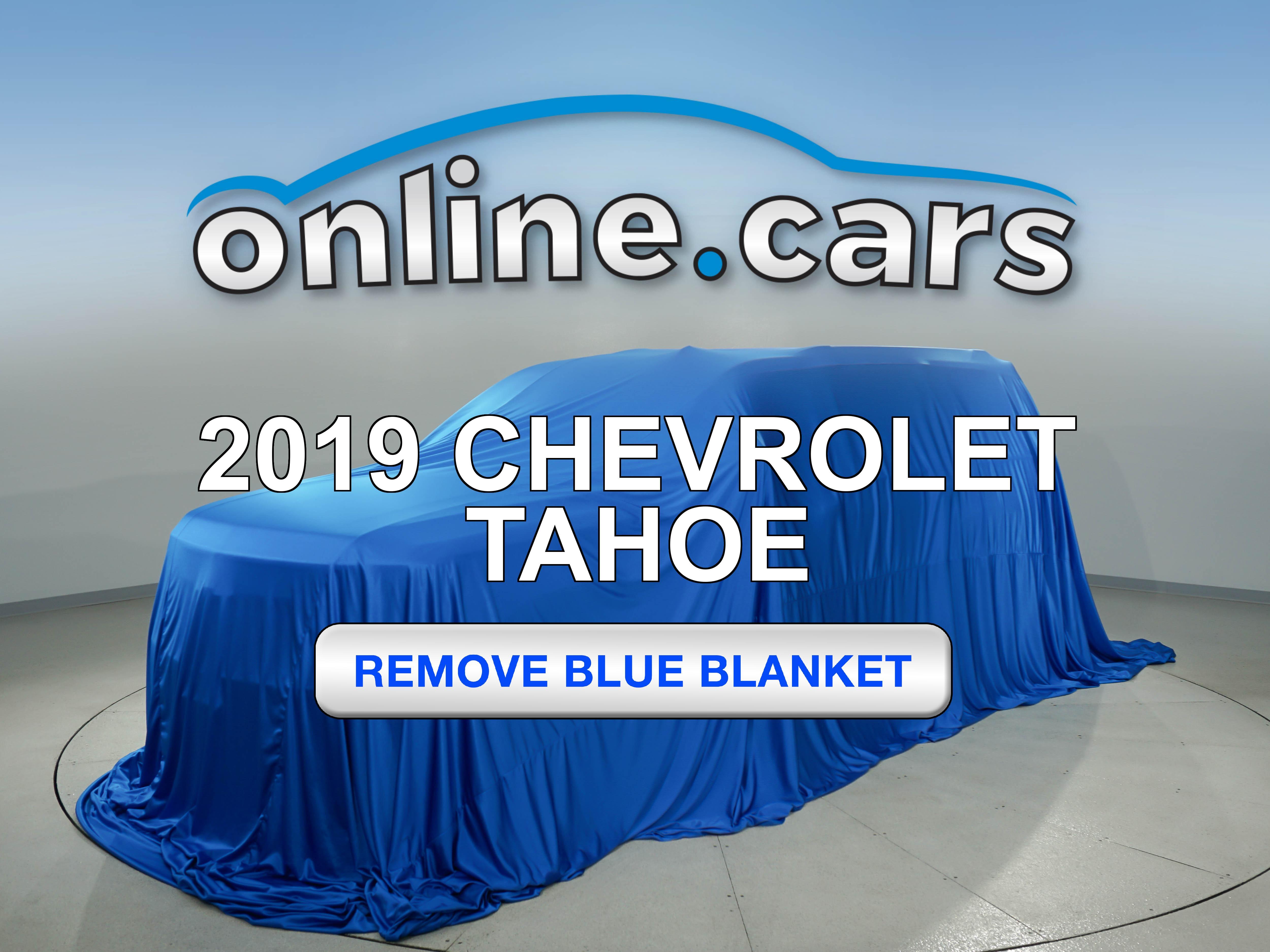 Pre-Owned 2019 Chevrolet Tahoe LT