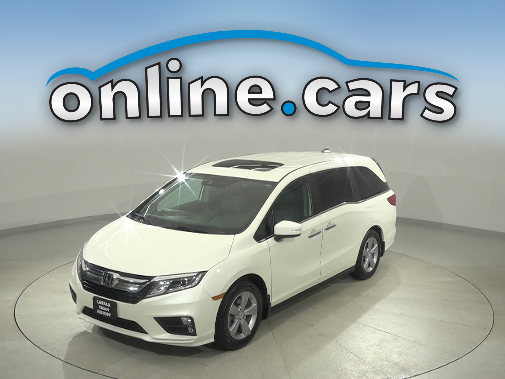 Pre-Owned 2018 Honda Odyssey EX-L