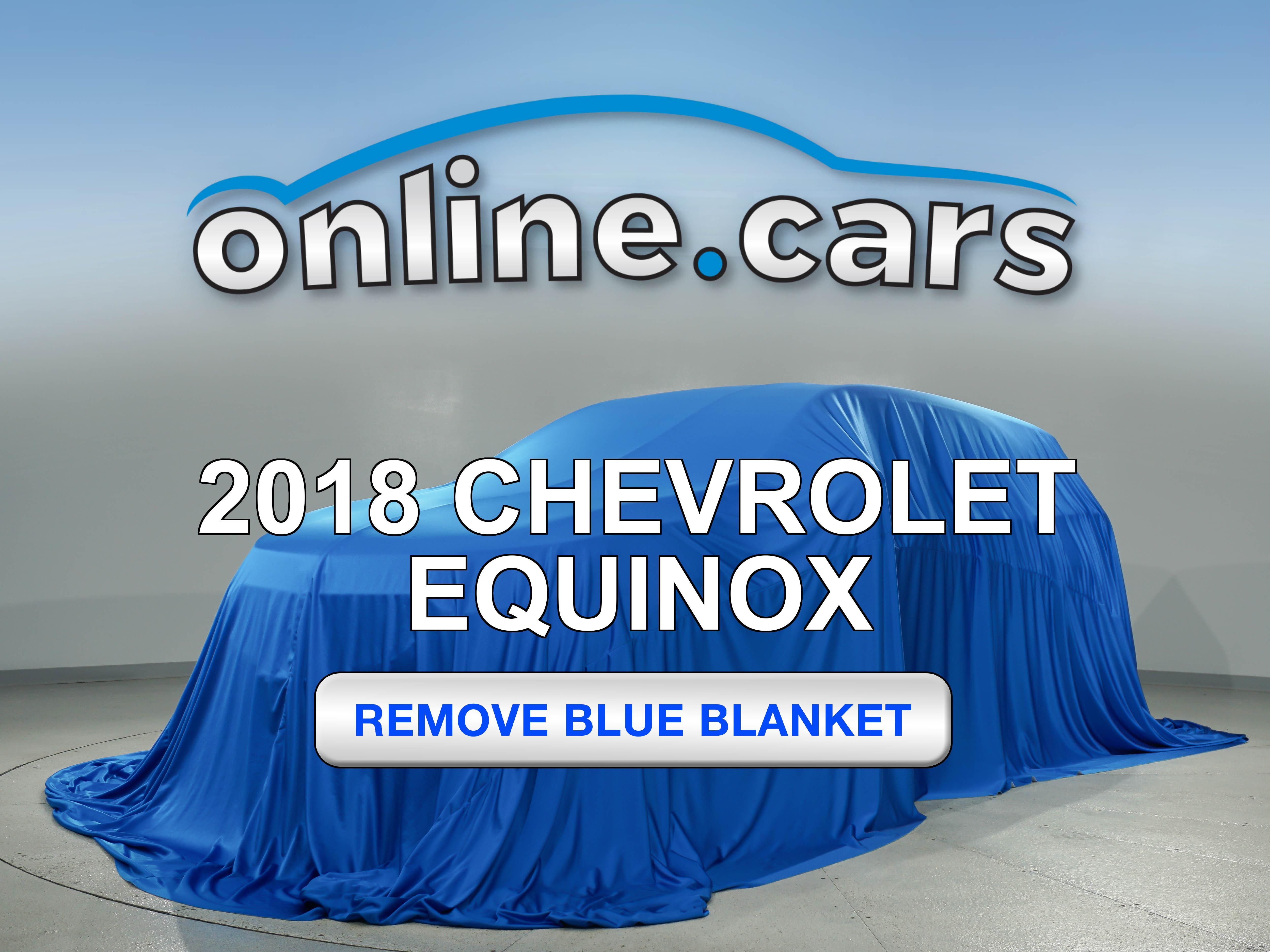 Pre-Owned 2018 Chevrolet Equinox Premier