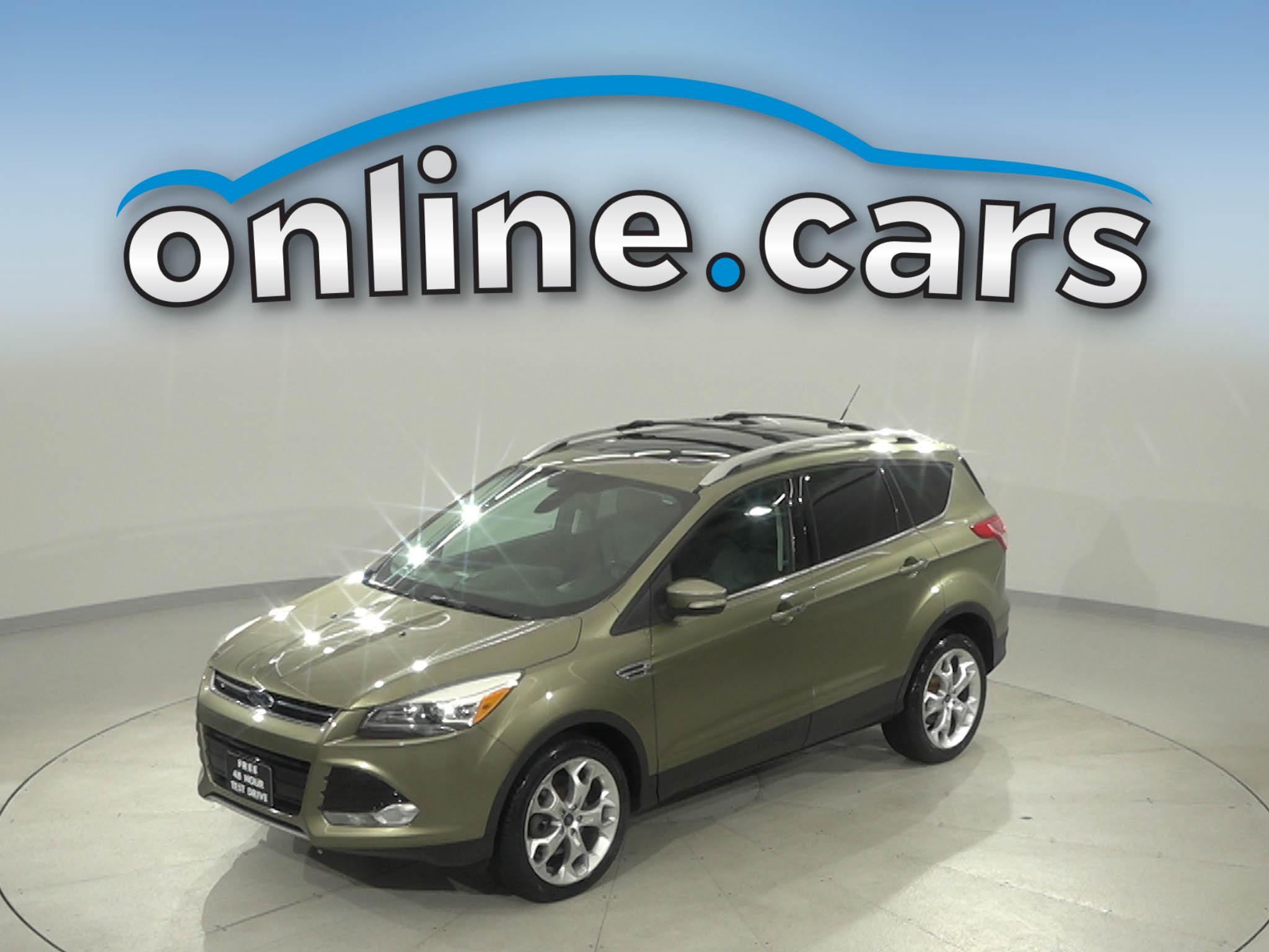 Pre-Owned 2013 Ford Escape Titanium