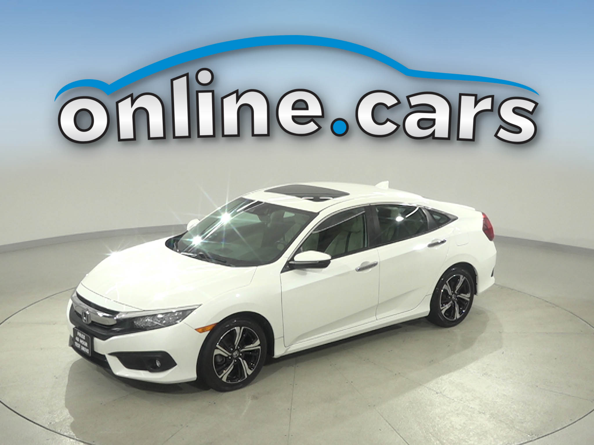 Pre-Owned 2017 Honda Civic Touring
