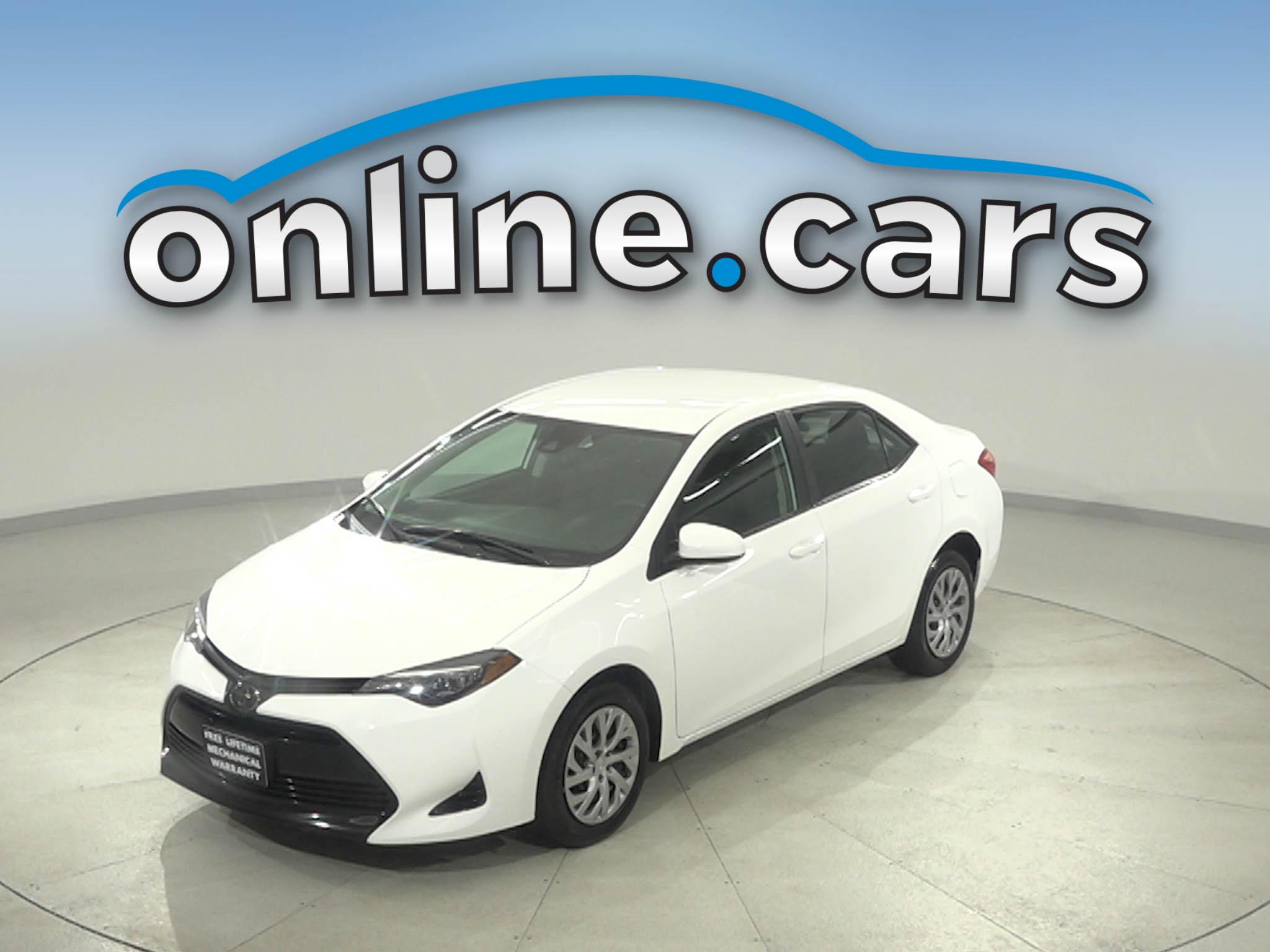 Pre-Owned 2019 Toyota Corolla LE