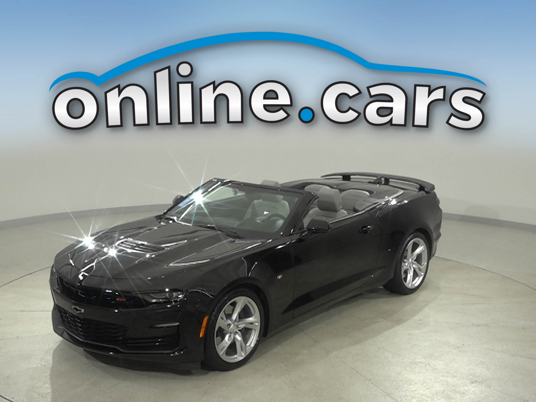 Certified Pre-Owned 2019 Chevrolet Camaro SS