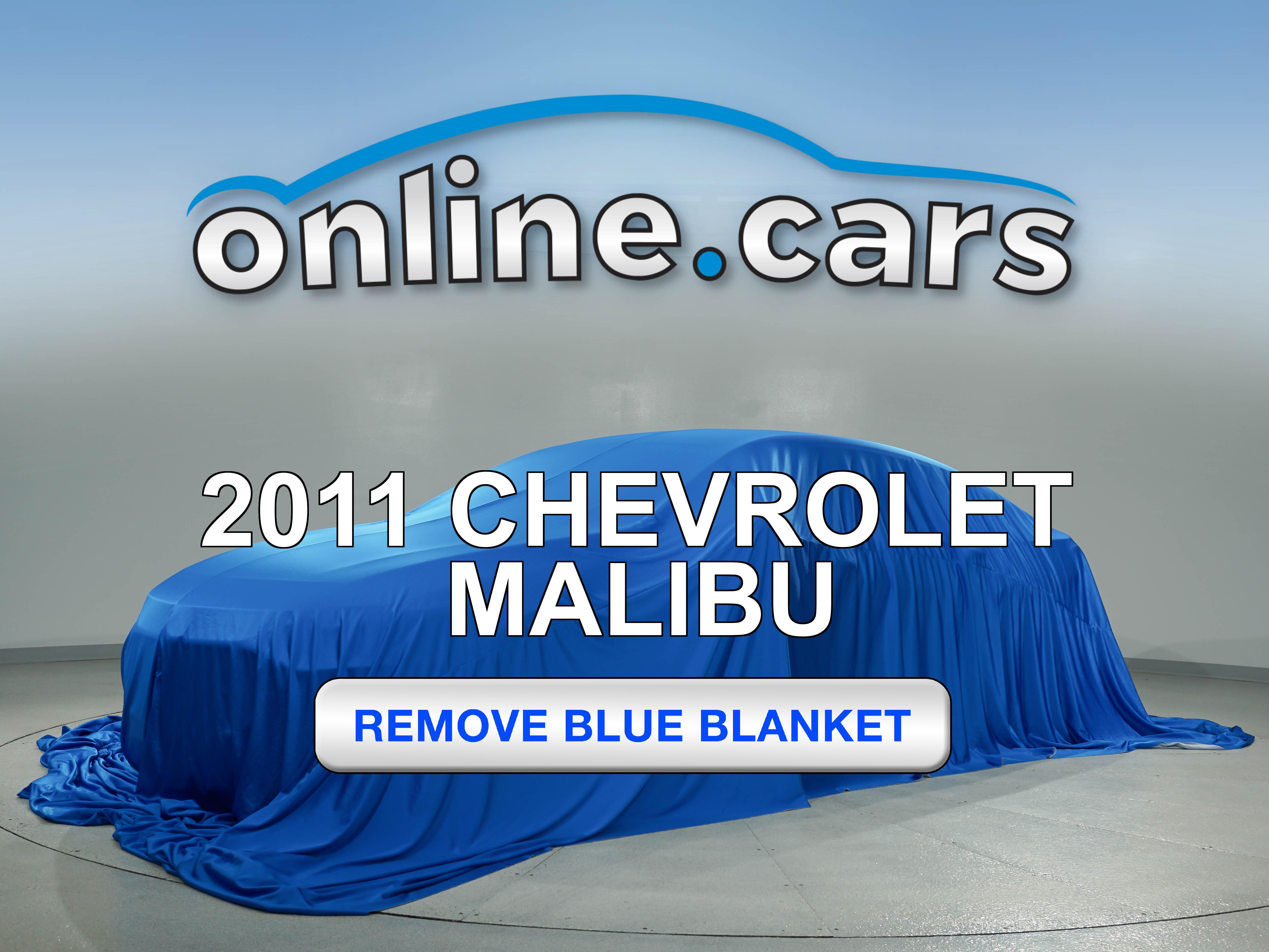 Pre-Owned 2011 Chevrolet Malibu LT