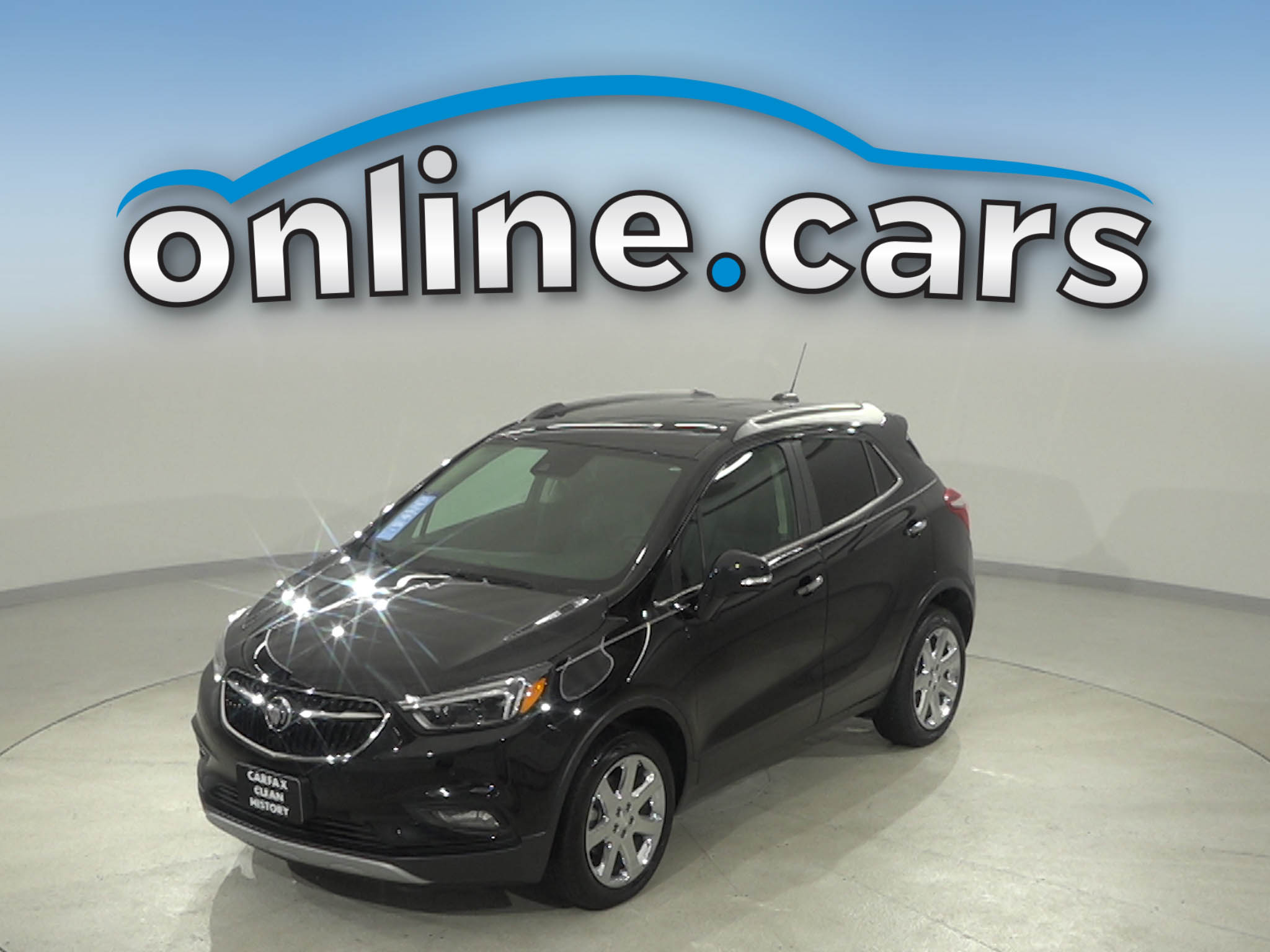 Certified Pre-Owned 2017 Buick Encore Premium