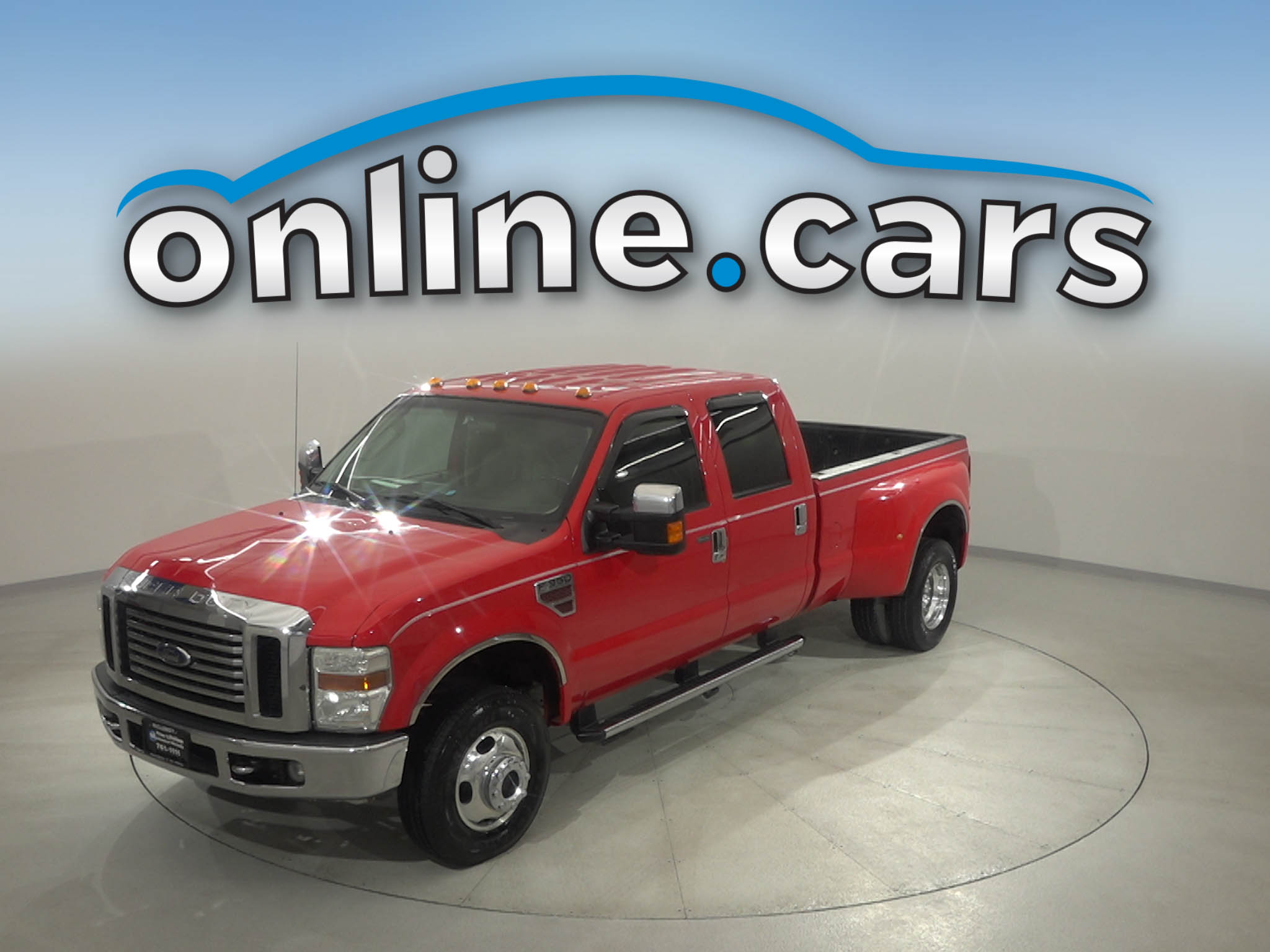 Pre-Owned 2009 Ford F-350SD XLT