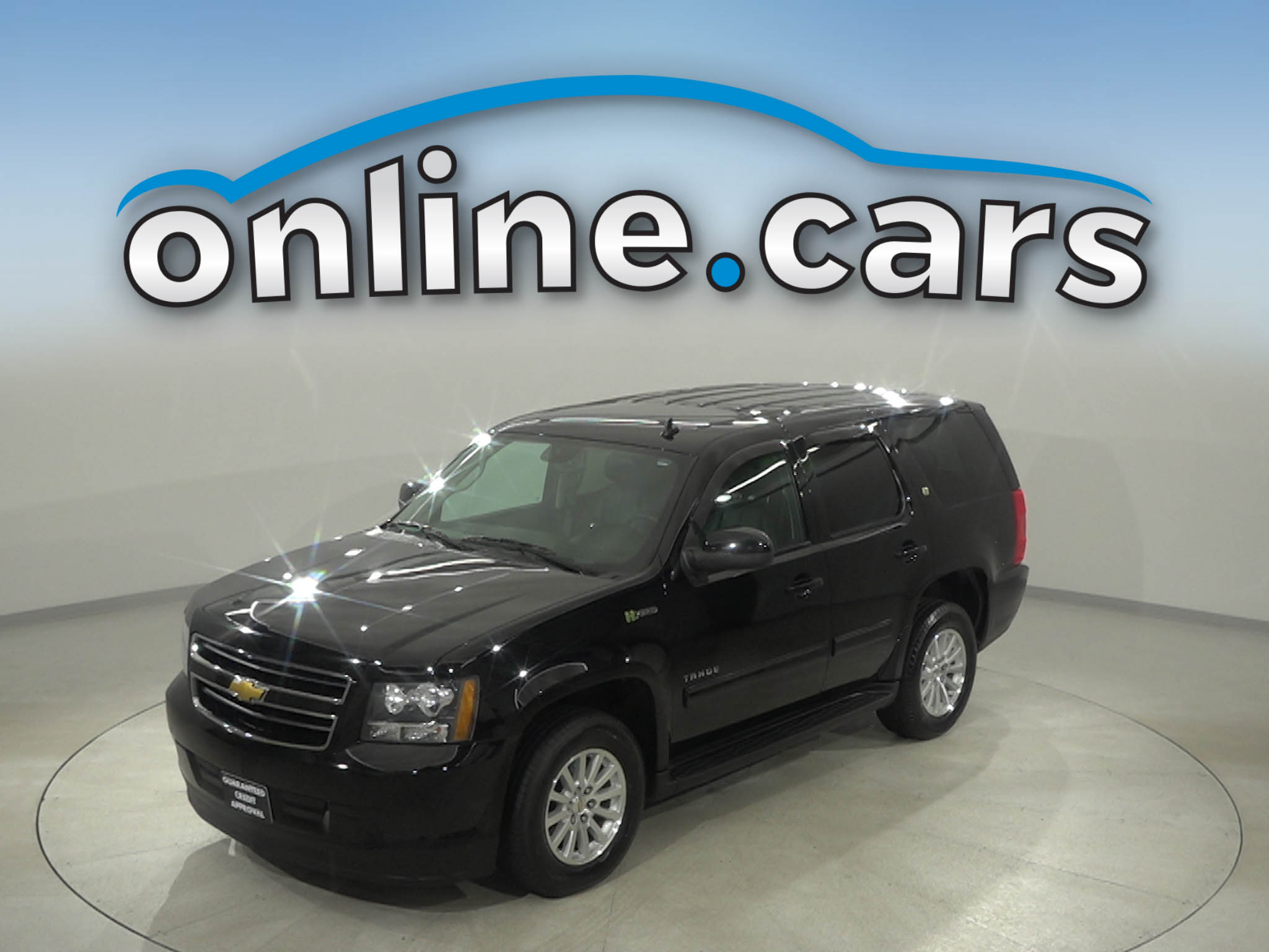 Pre-Owned 2012 Chevrolet Tahoe Hybrid