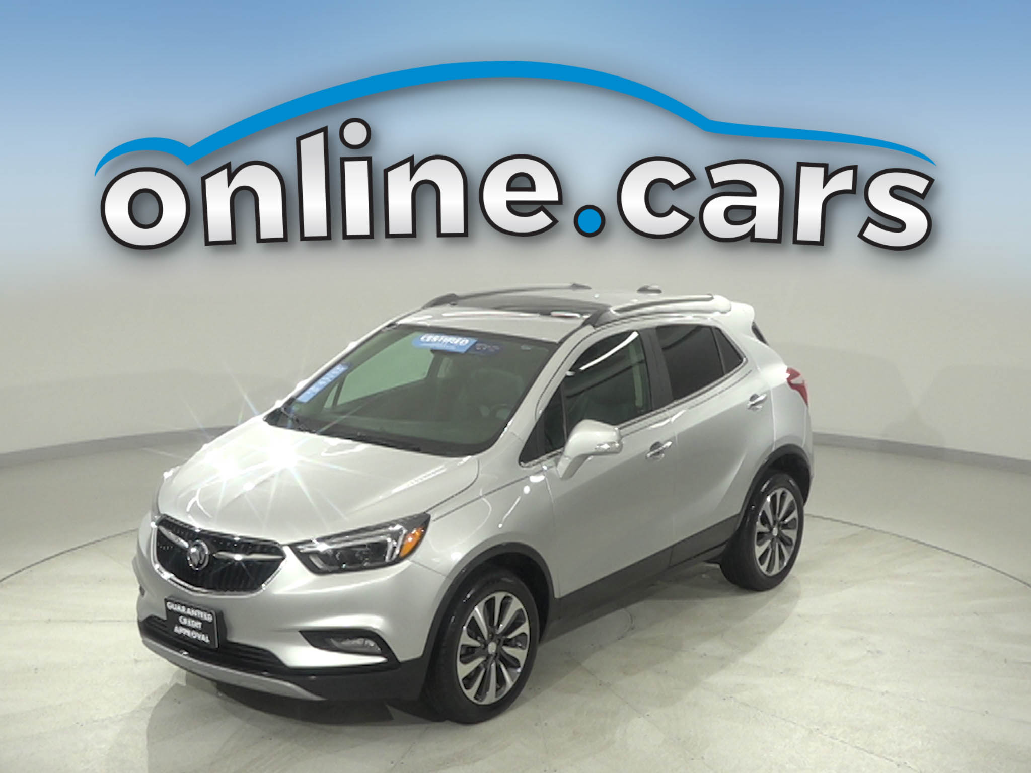 Certified Pre-Owned 2018 Buick Encore Essence