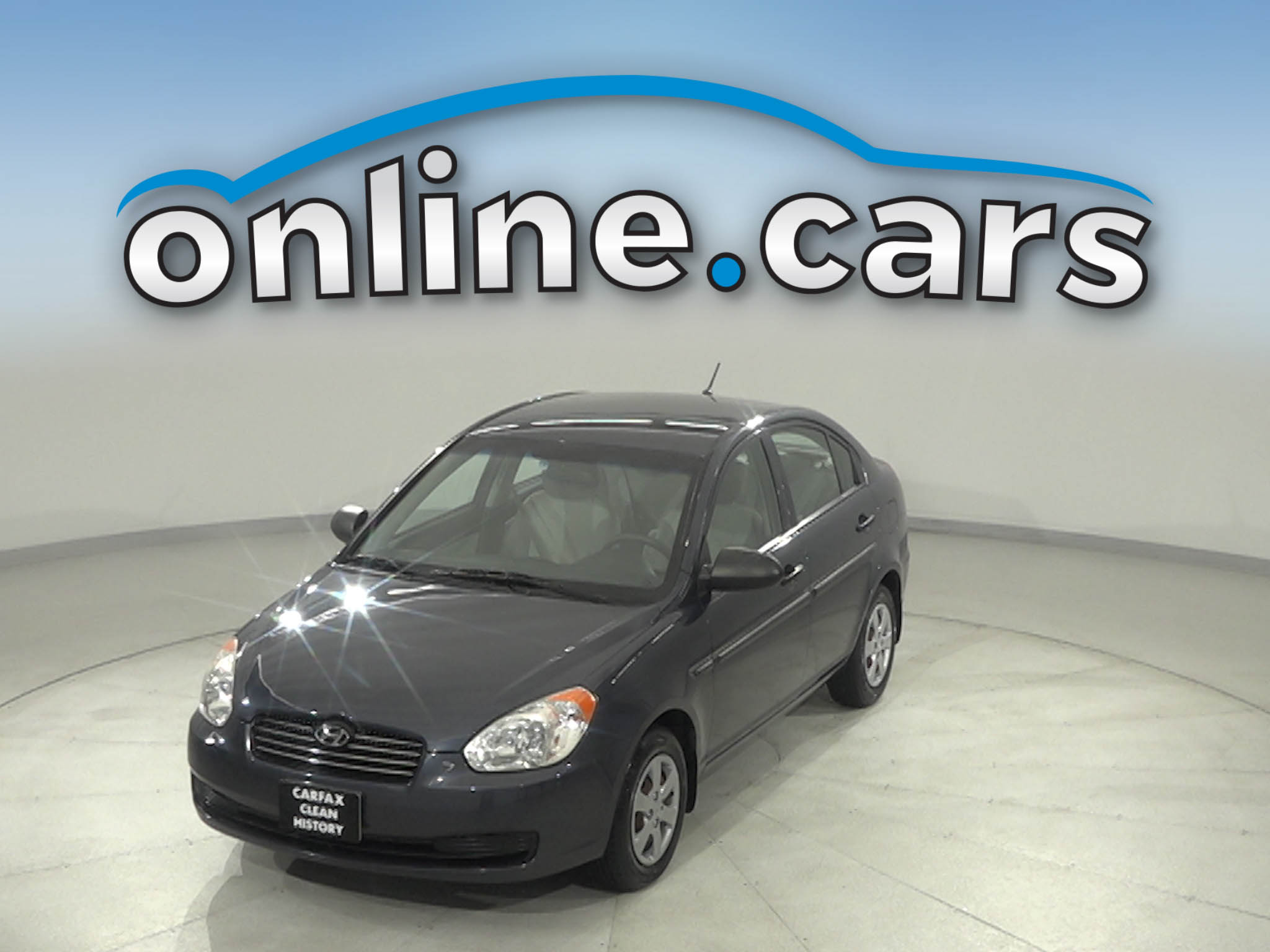 Pre-Owned 2009 Hyundai Accent GLS