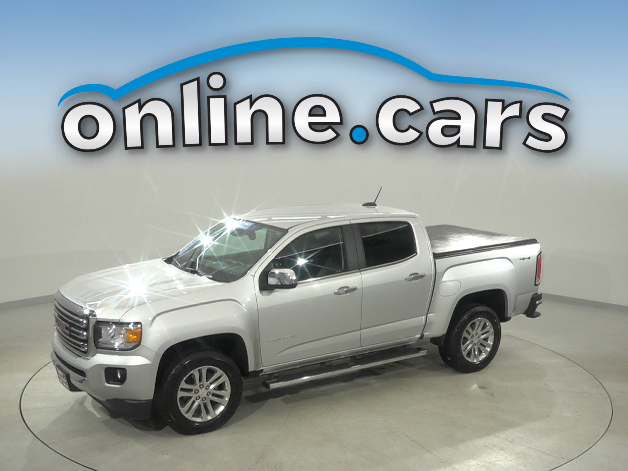 Certified Pre-Owned 2019 GMC Canyon SLT