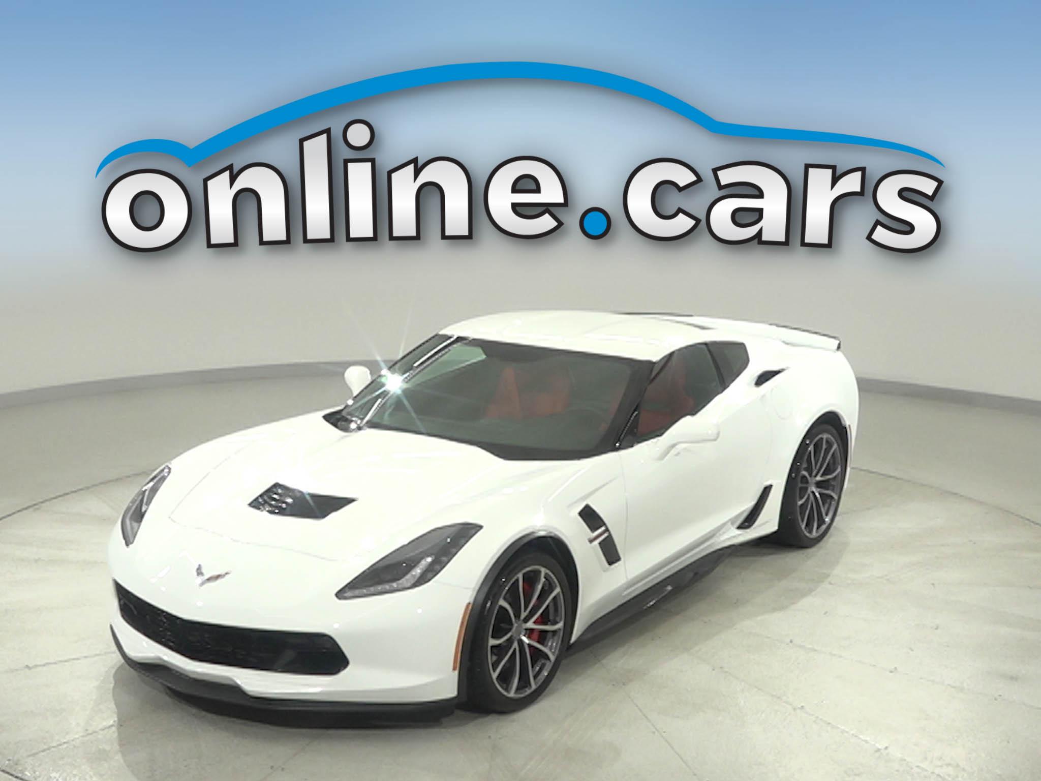 Pre-Owned 2019 Chevrolet Corvette Grand Sport