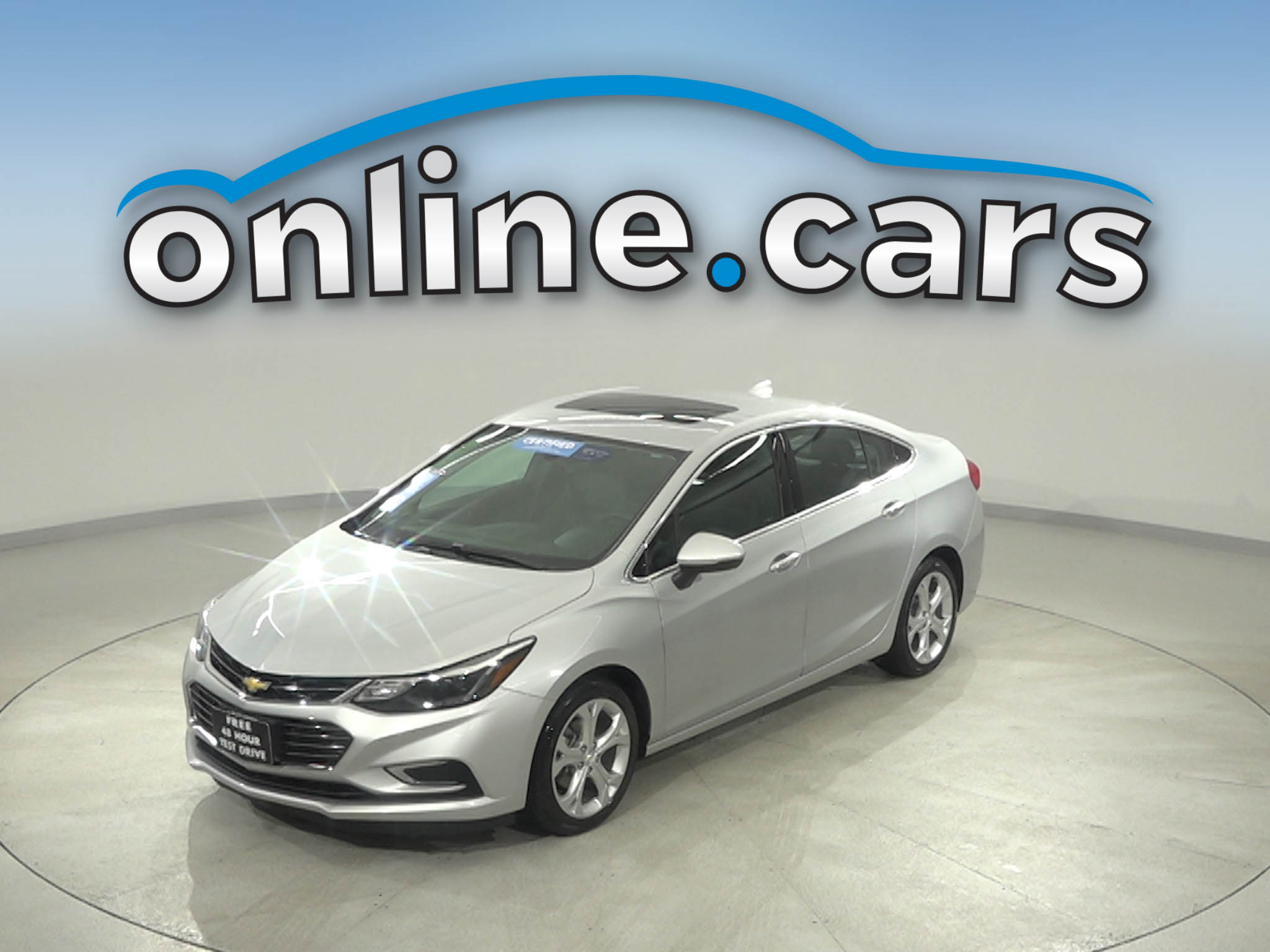 Certified Pre-Owned 2017 Chevrolet Cruze Premier