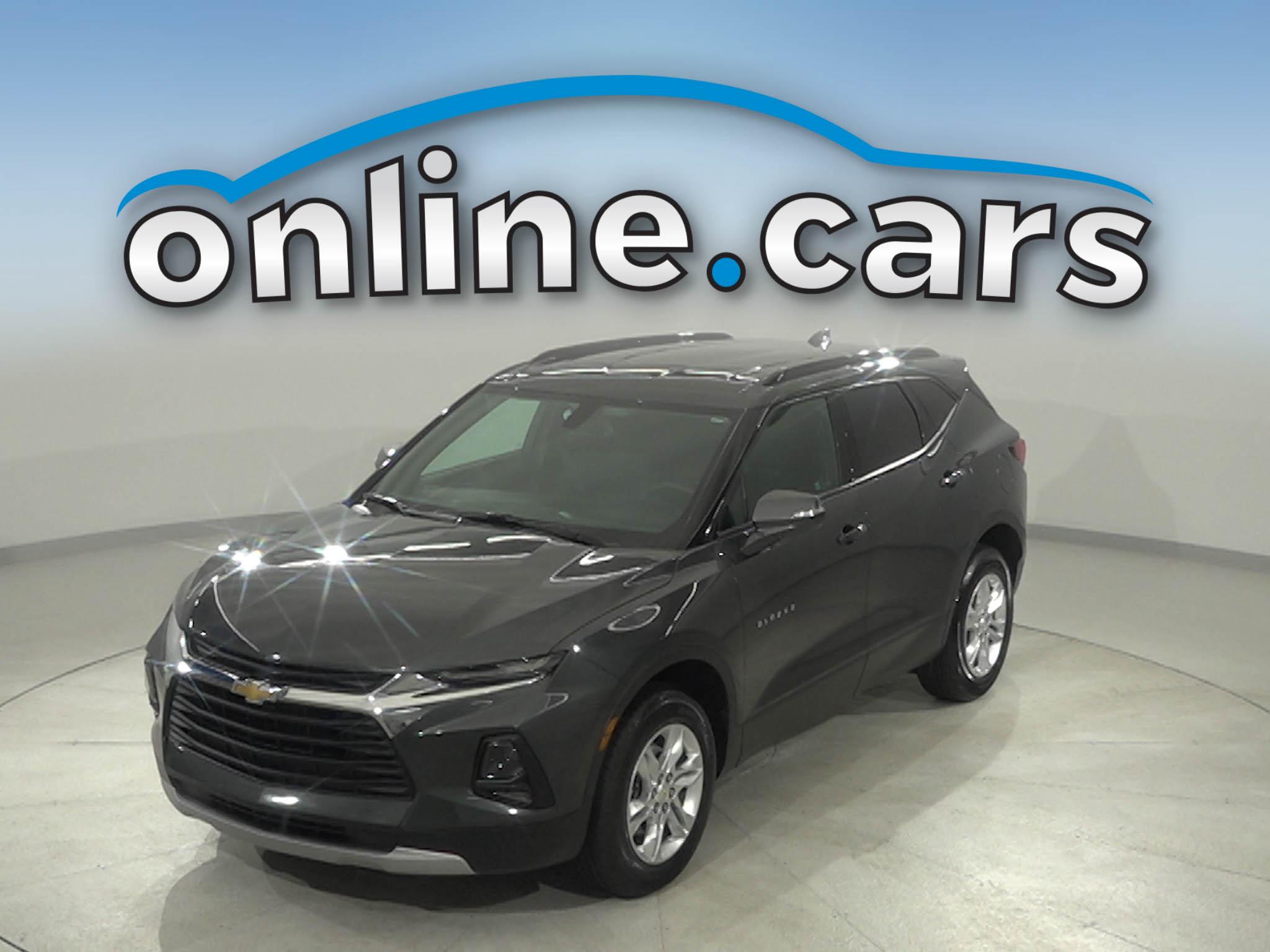 Certified Pre-Owned 2019 Chevrolet Blazer Base