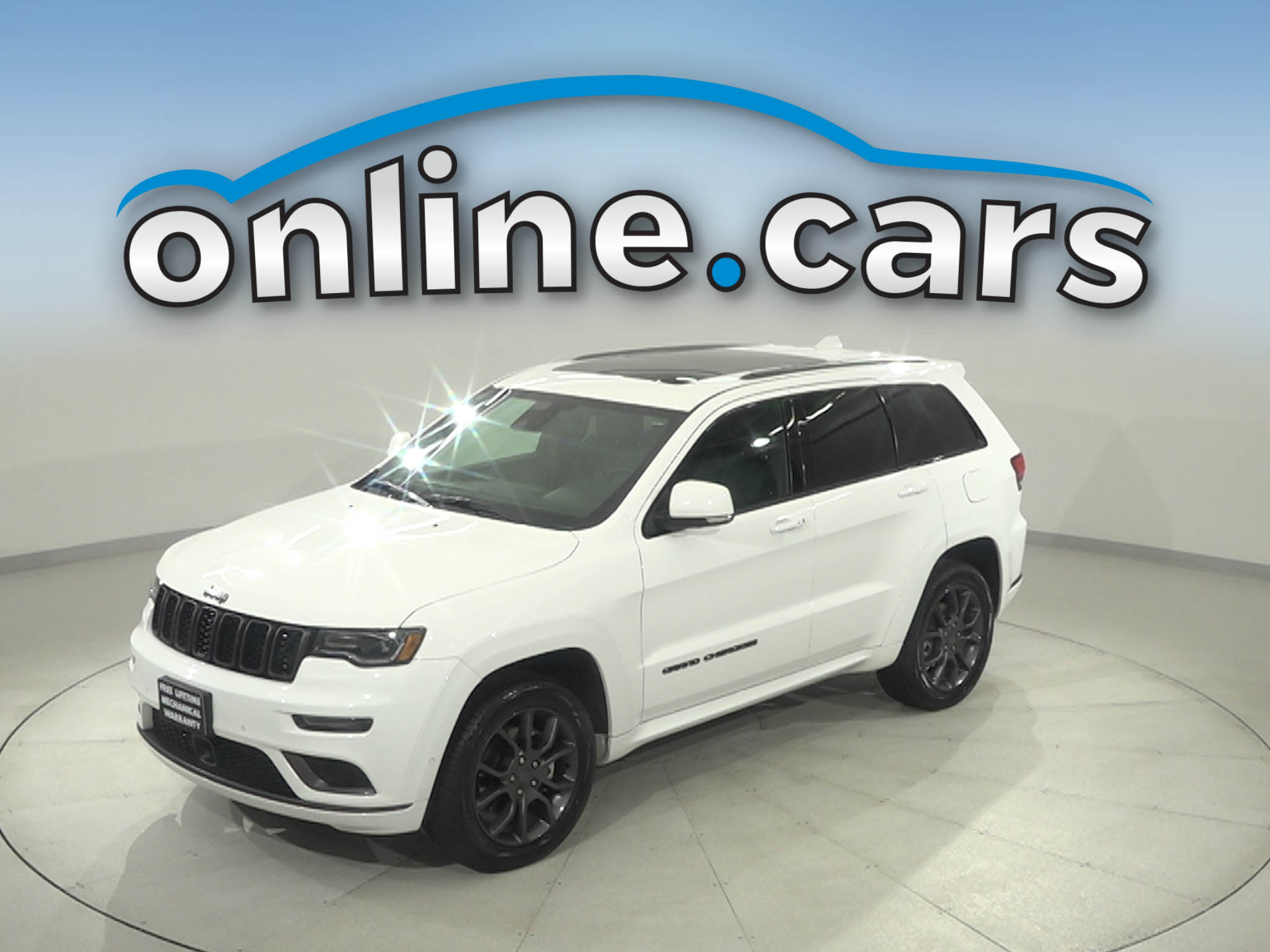 Pre-Owned 2020 Jeep Grand Cherokee High Altitude