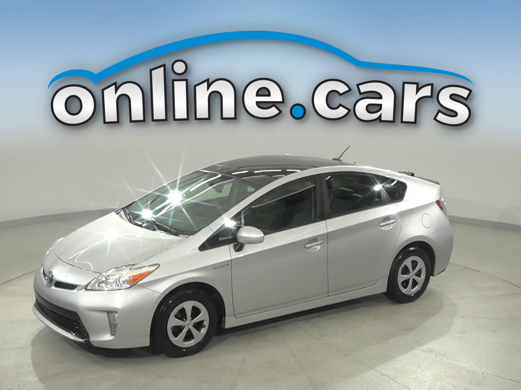 Pre-Owned 2013 Toyota Prius Three