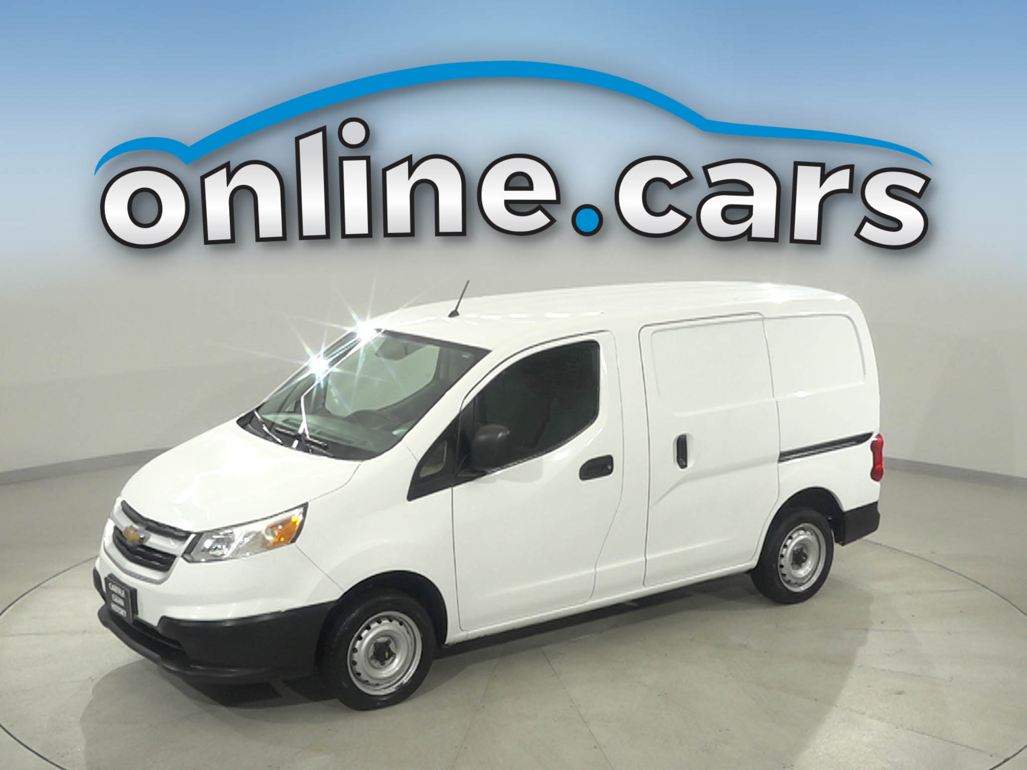 Pre-Owned 2017 Chevrolet City Express 1LT