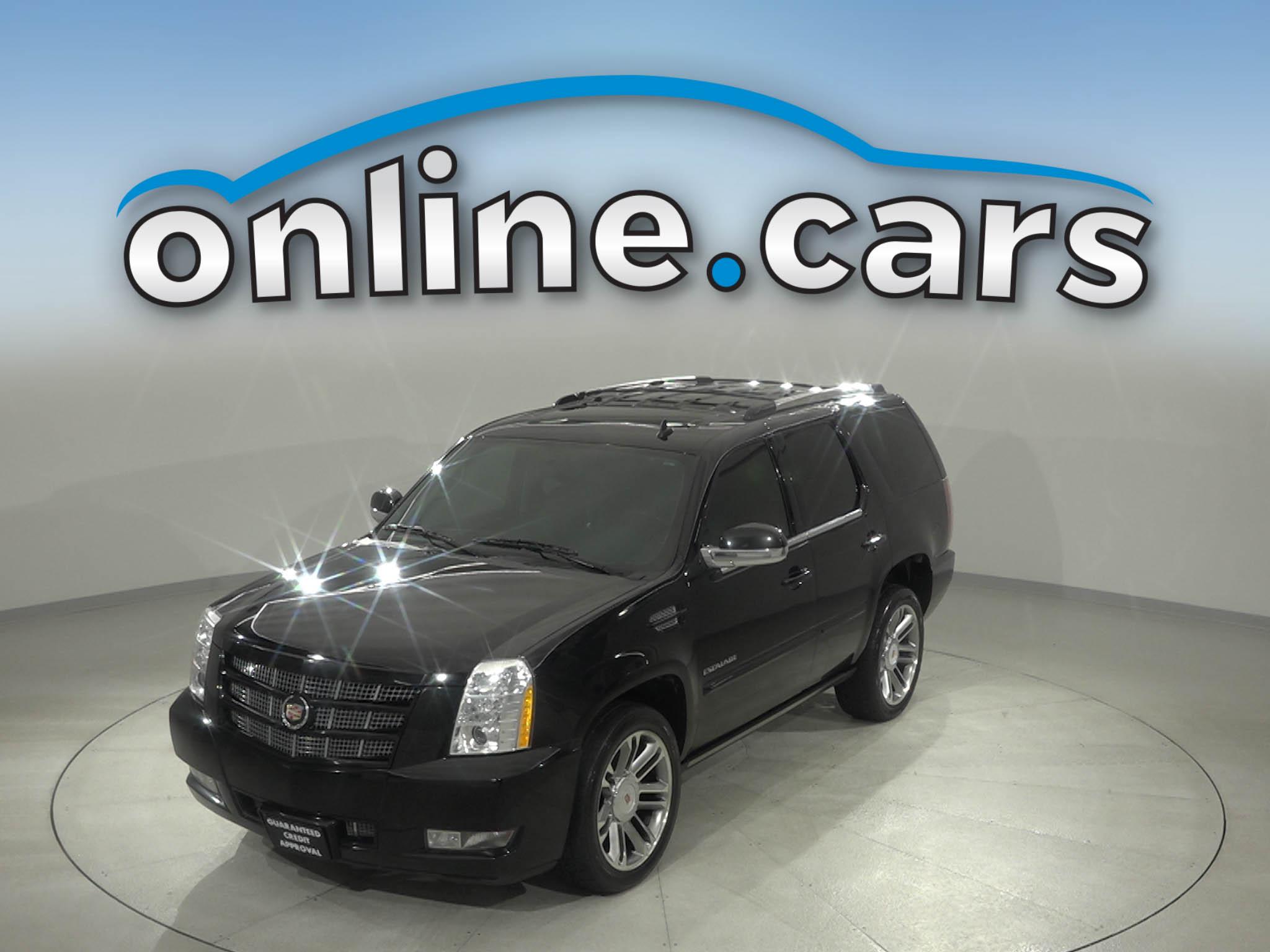 Pre-Owned 2013 Cadillac Escalade Premium