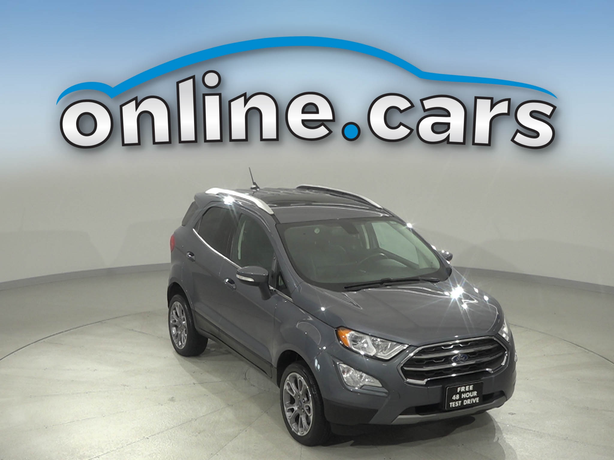 Pre-Owned 2018 Ford EcoSport Titanium