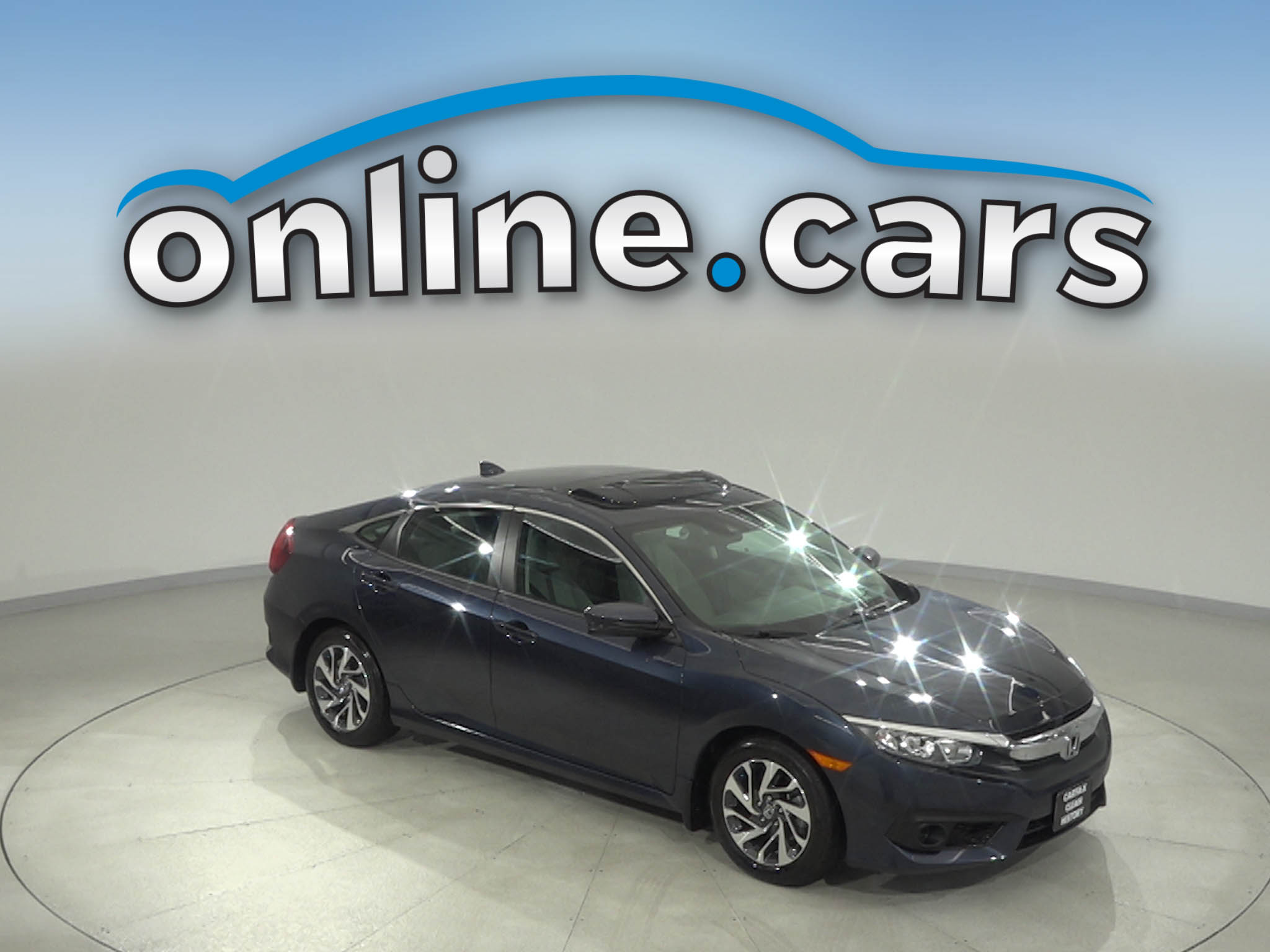 Pre-Owned 2017 Honda Civic EX