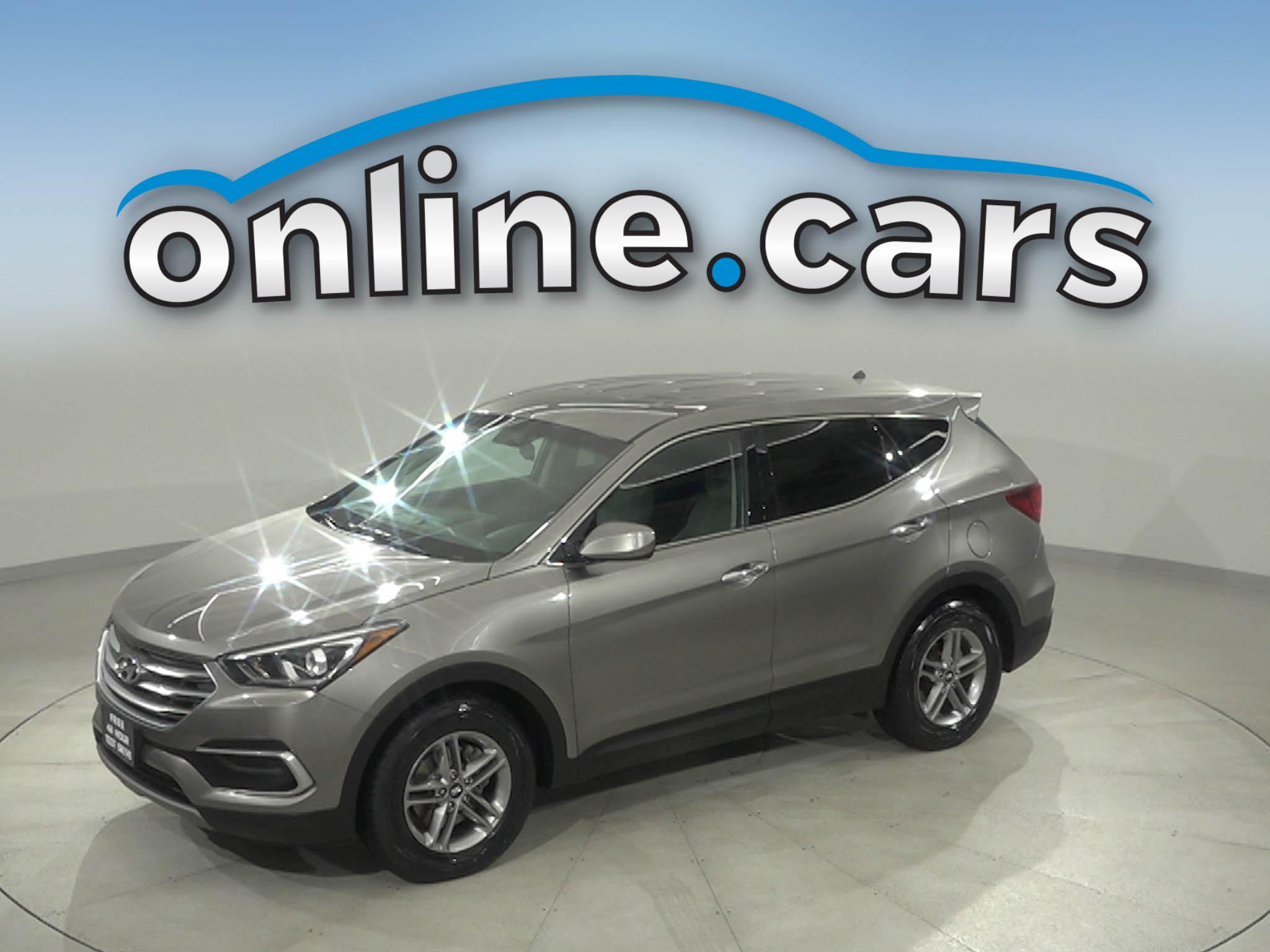 Pre-Owned 2018 Hyundai Santa Fe Sport 2.4 Base