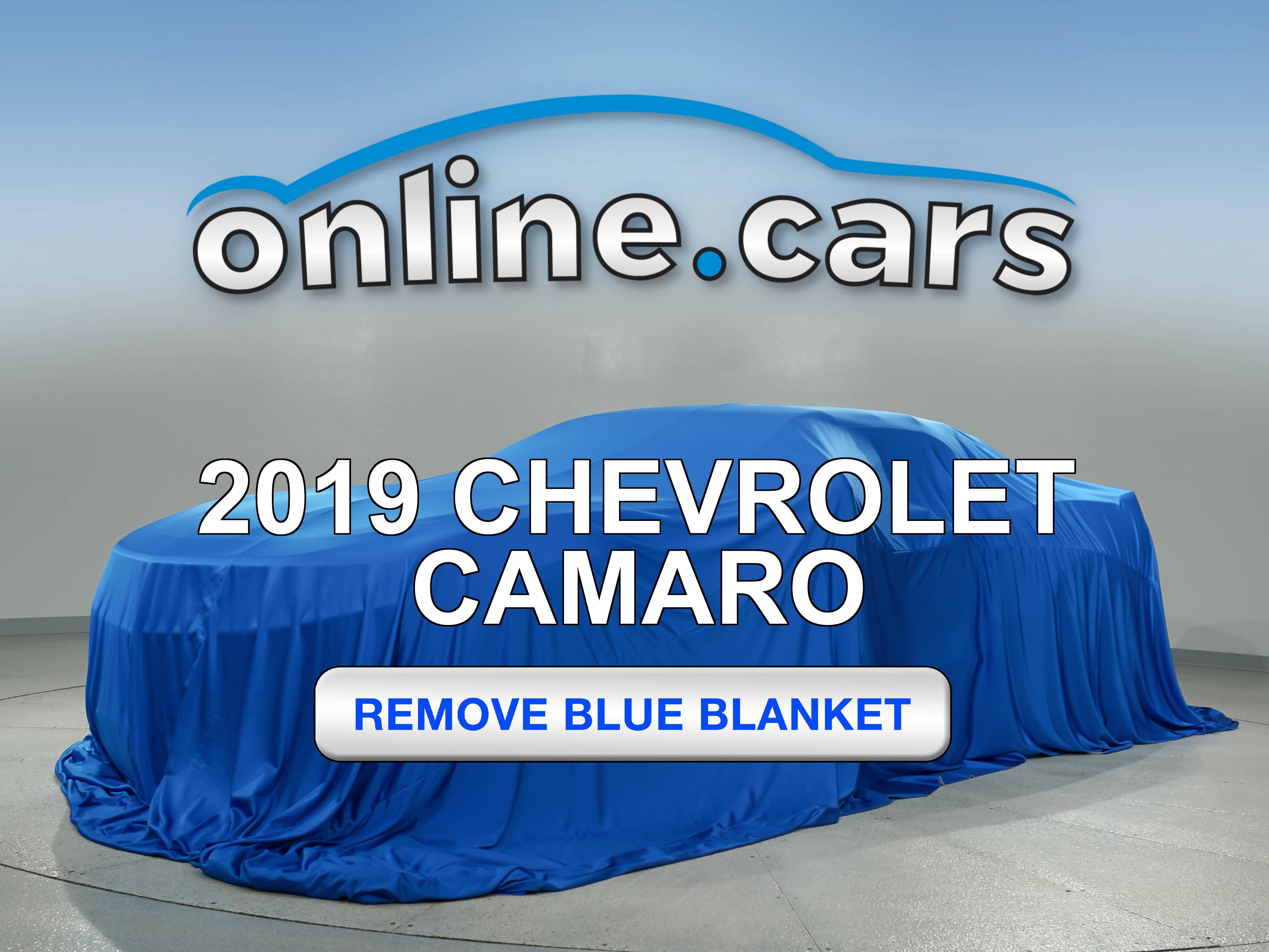 Pre-Owned 2019 Chevrolet Camaro 1LT