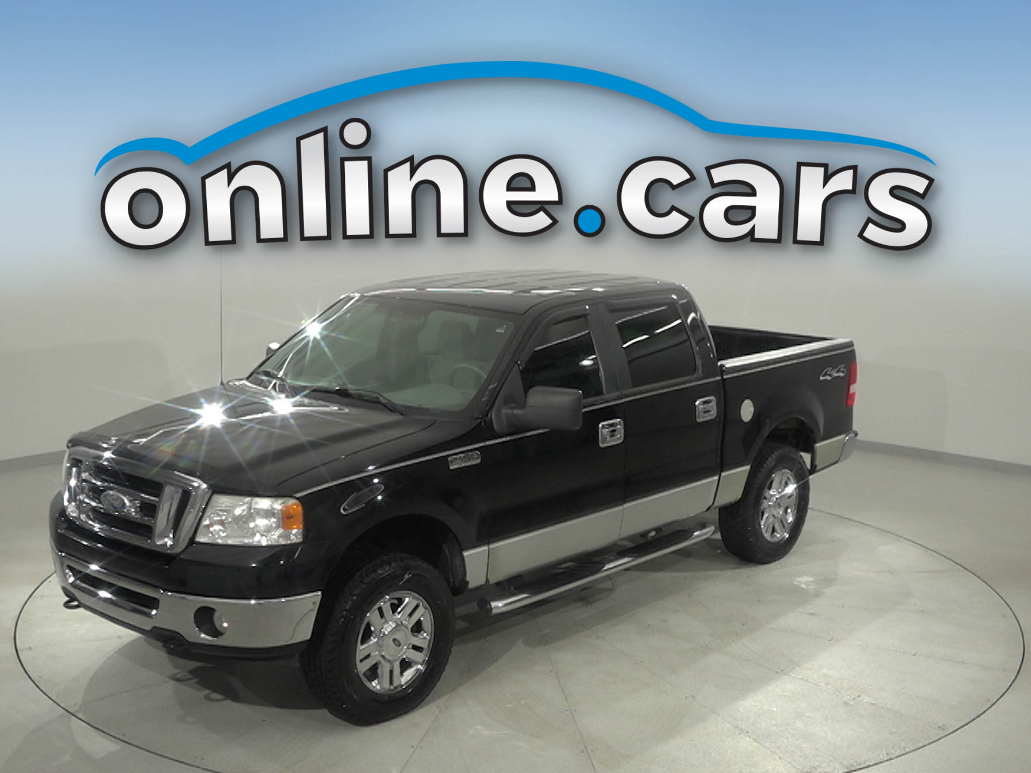 Pre-Owned 2007 Ford F-150