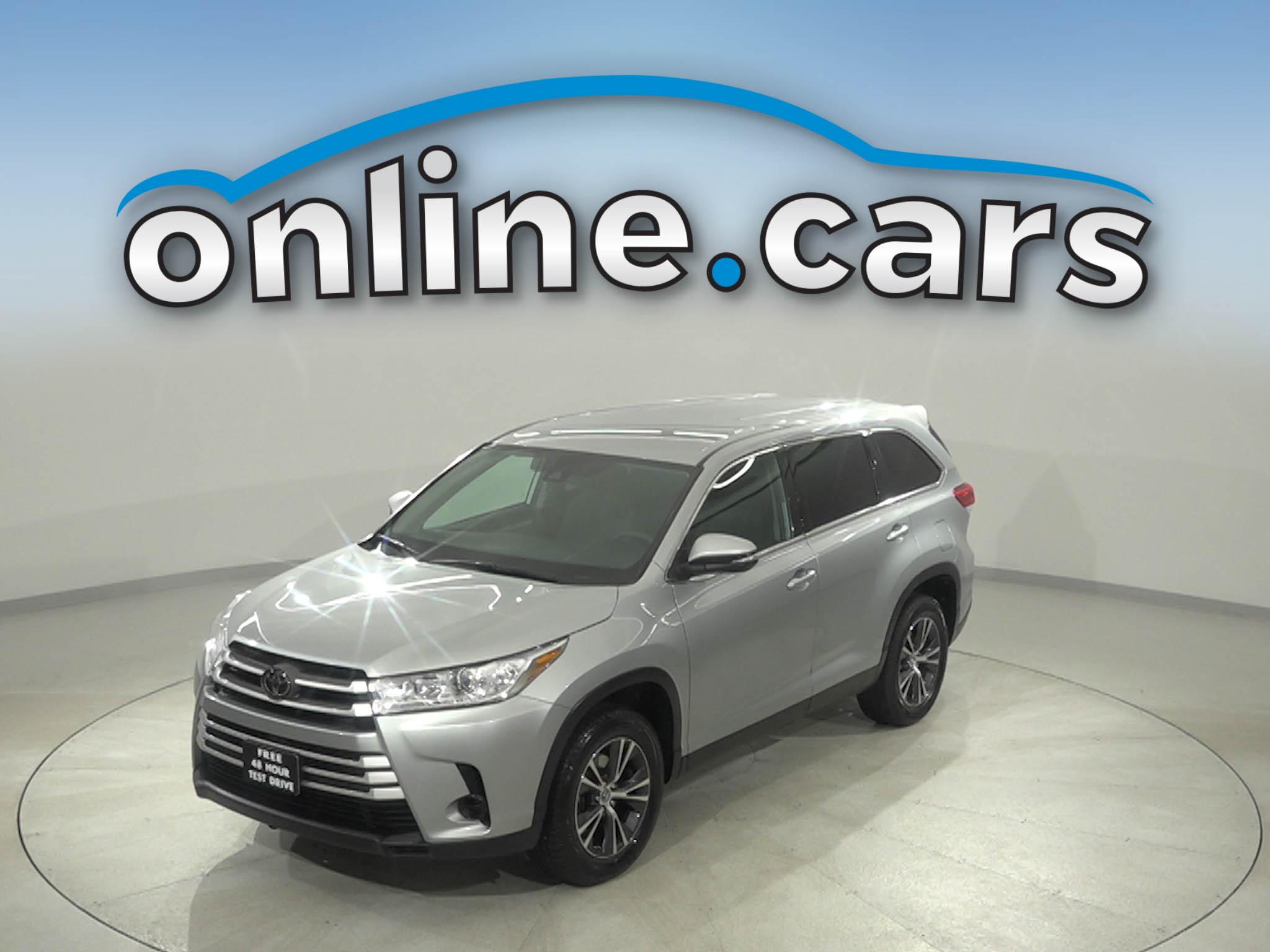 Pre-Owned 2019 Toyota Highlander LE