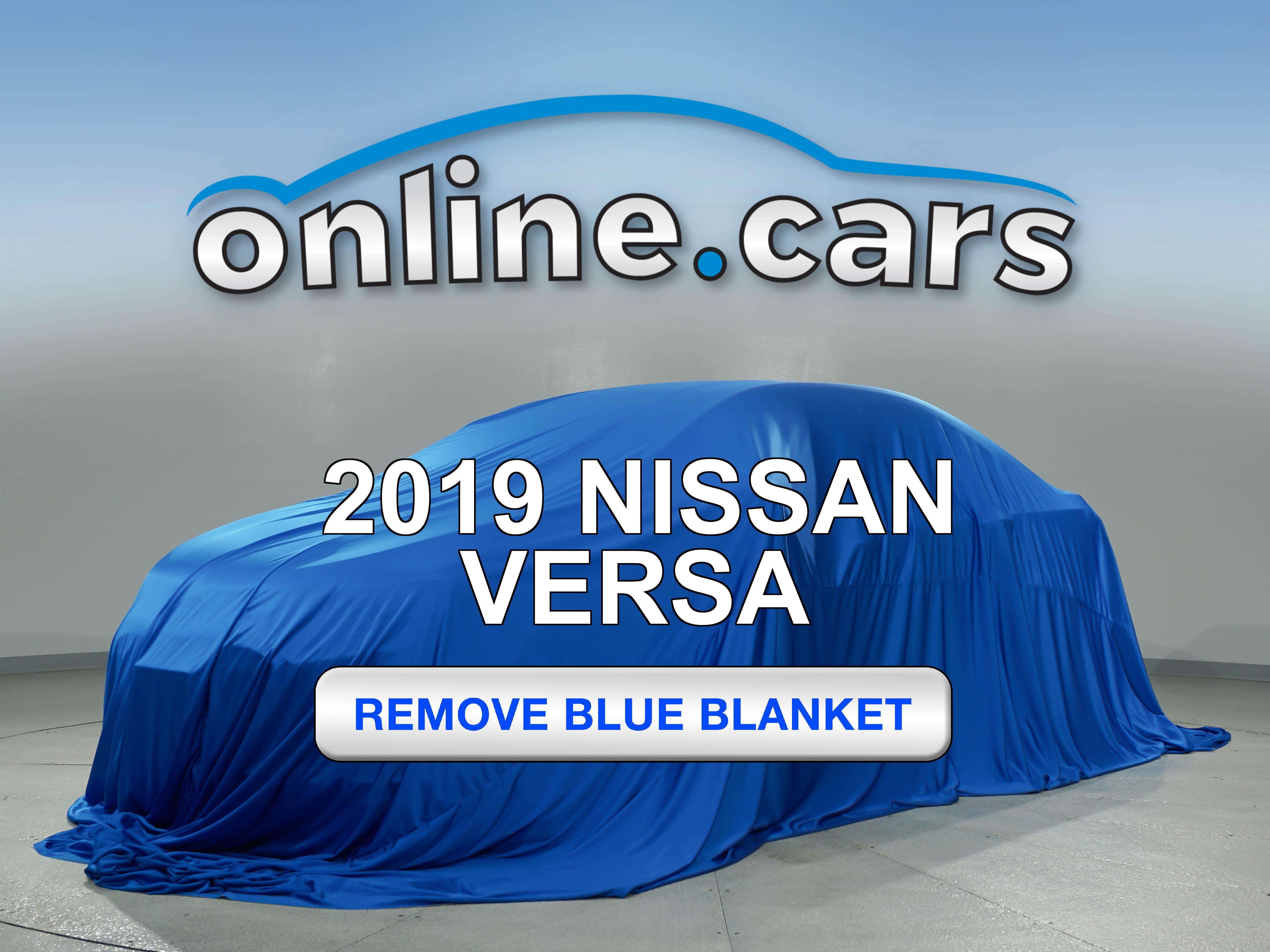 Pre-Owned 2019 Nissan Versa 1.6 SV