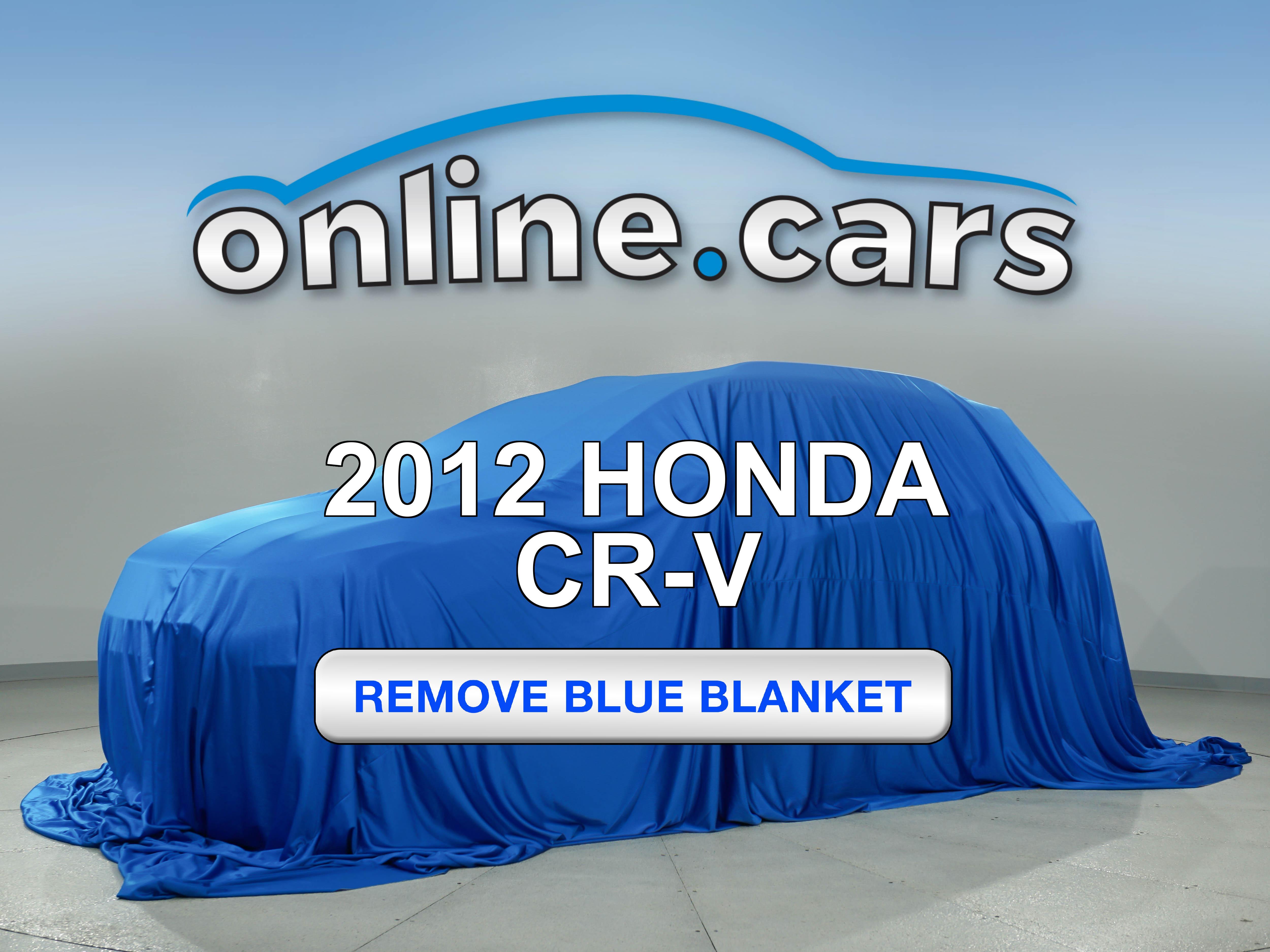 Pre-Owned 2012 Honda CR-V EX-L