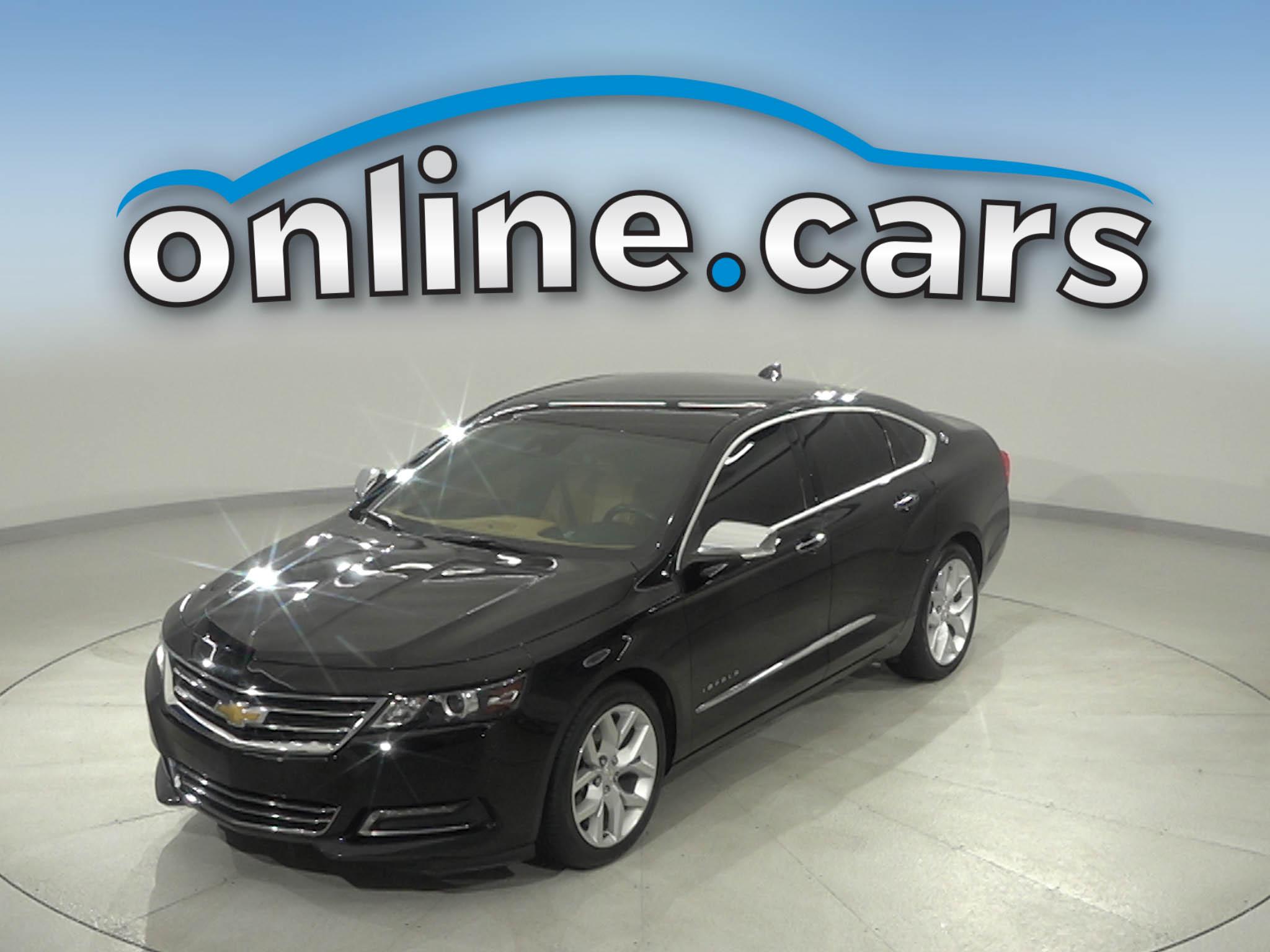Pre-Owned 2015 Chevrolet Impala LTZ