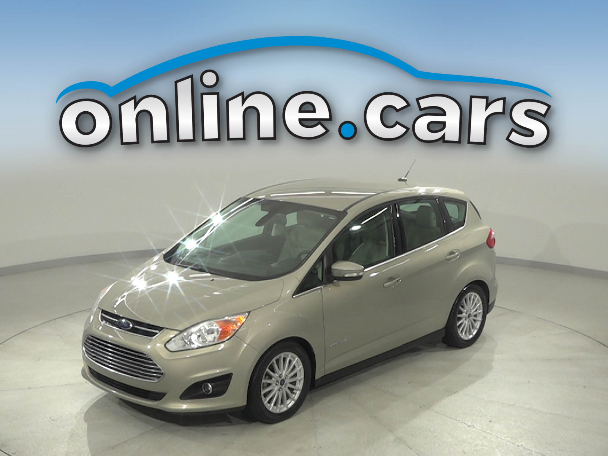 Pre-Owned 2015 Ford C-Max Hybrid SEL