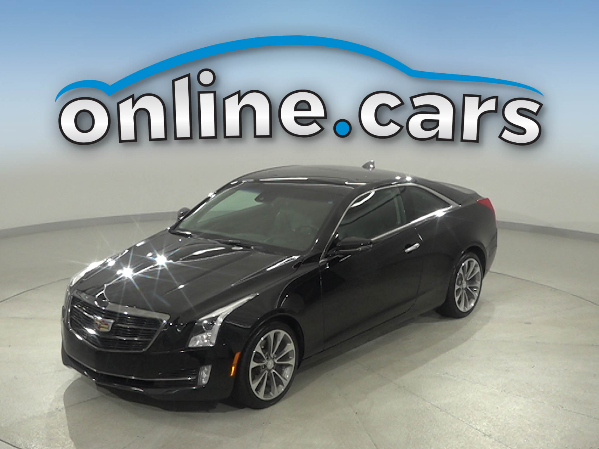Pre-Owned 2016 Cadillac ATS 3.6L Premium
