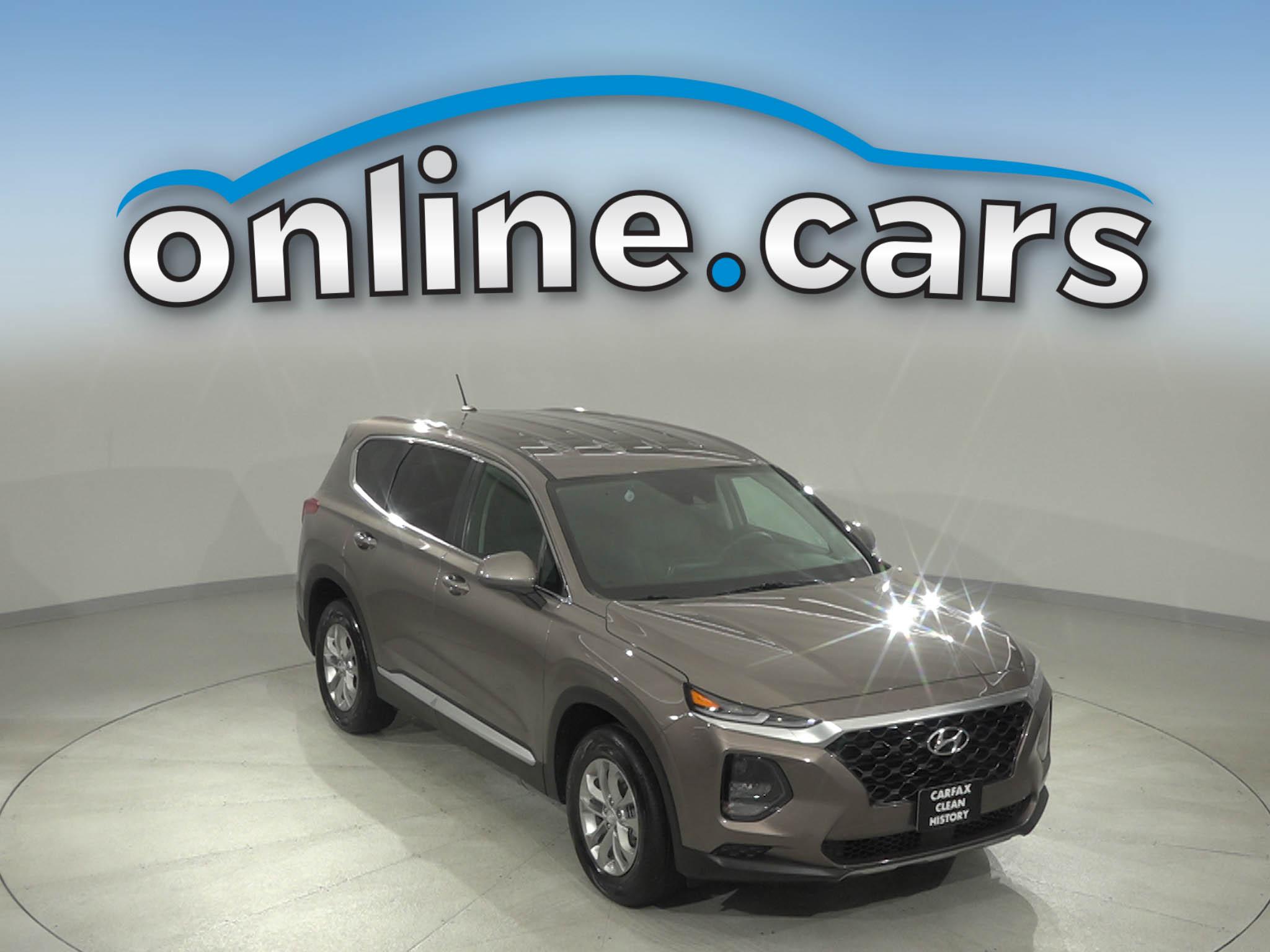 Pre-Owned 2019 Hyundai Santa Fe SE 2.4