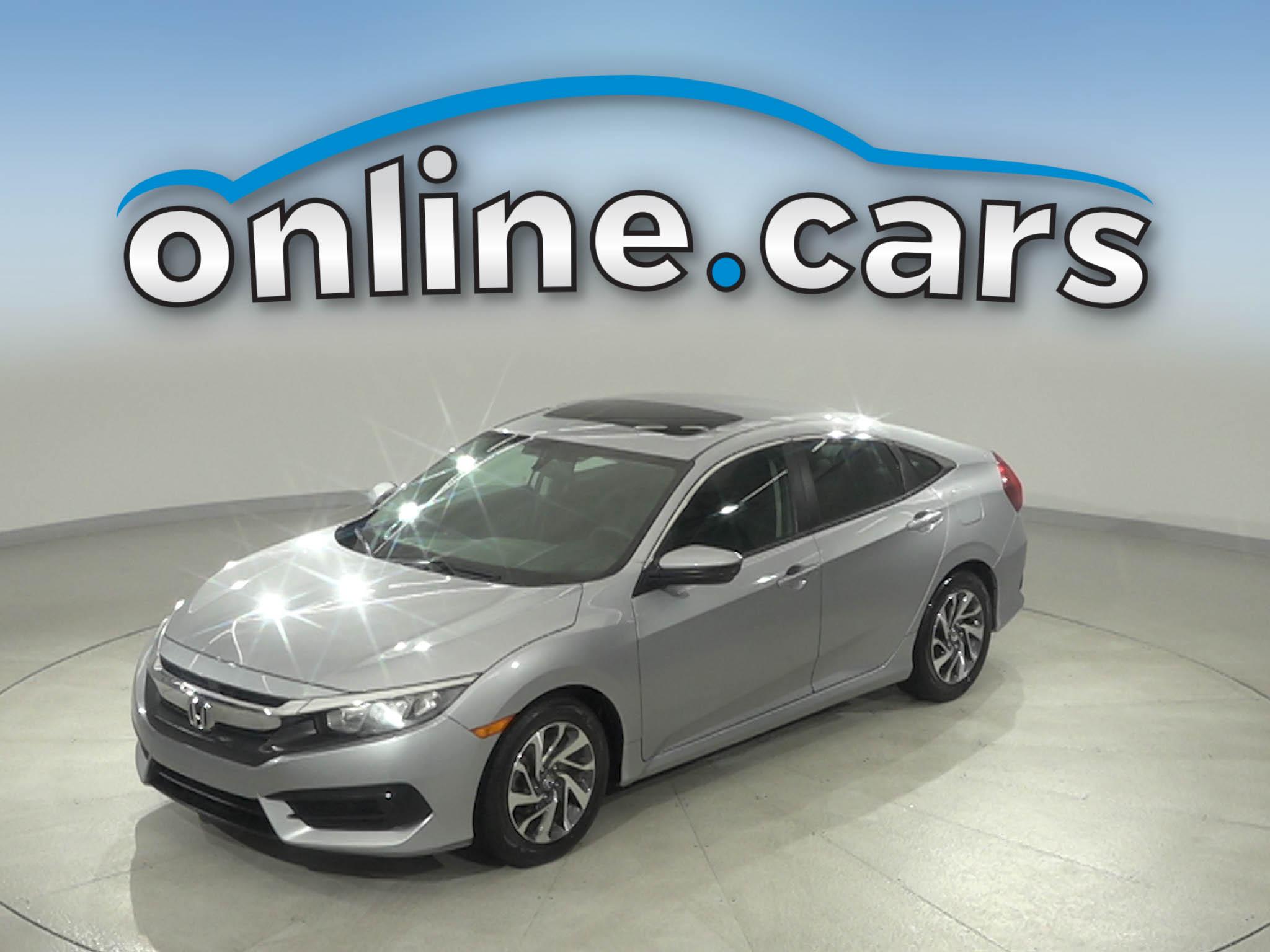 Pre-Owned 2016 Honda Civic EX
