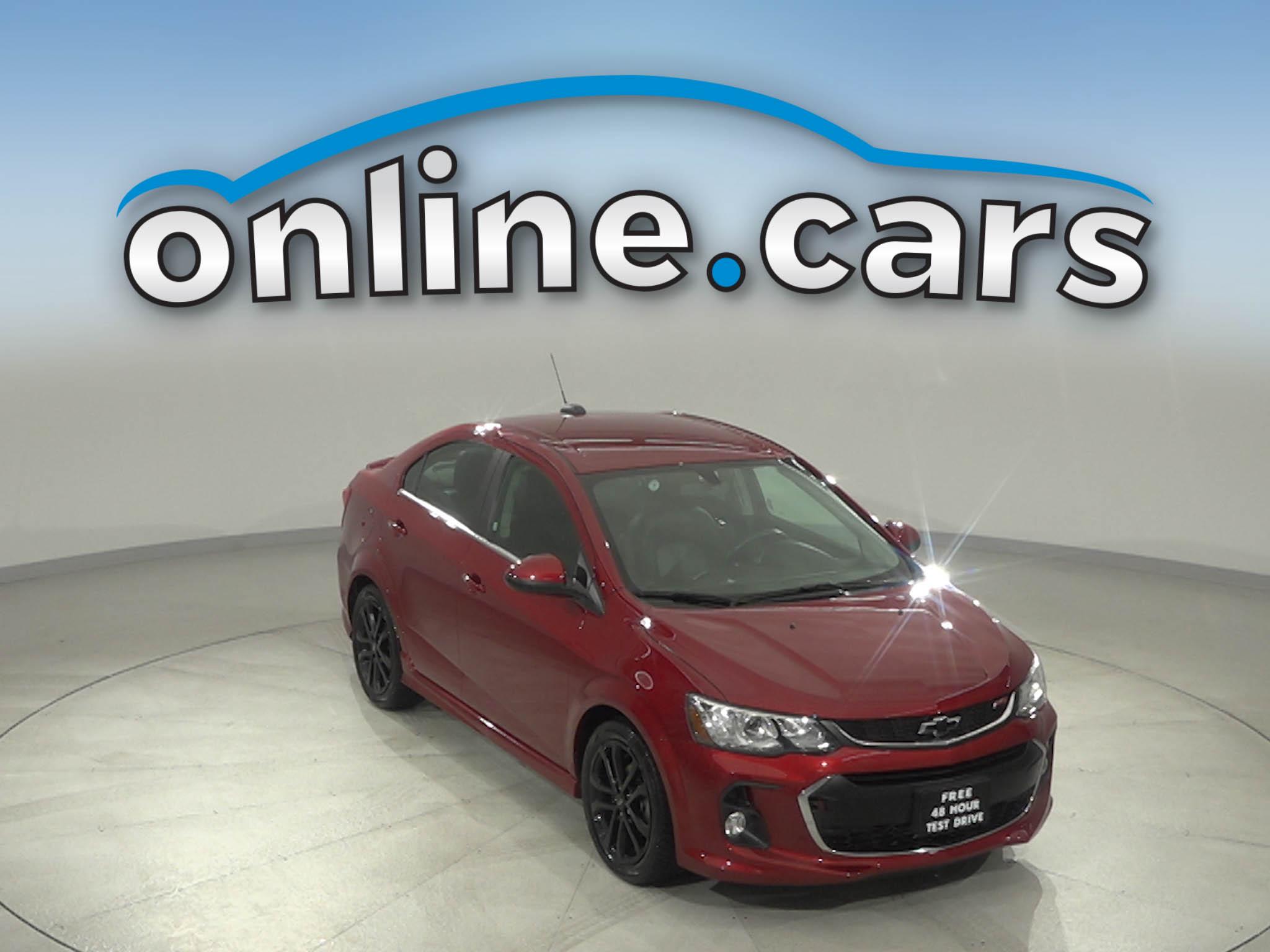 Pre-Owned 2018 Chevrolet Sonic Premier