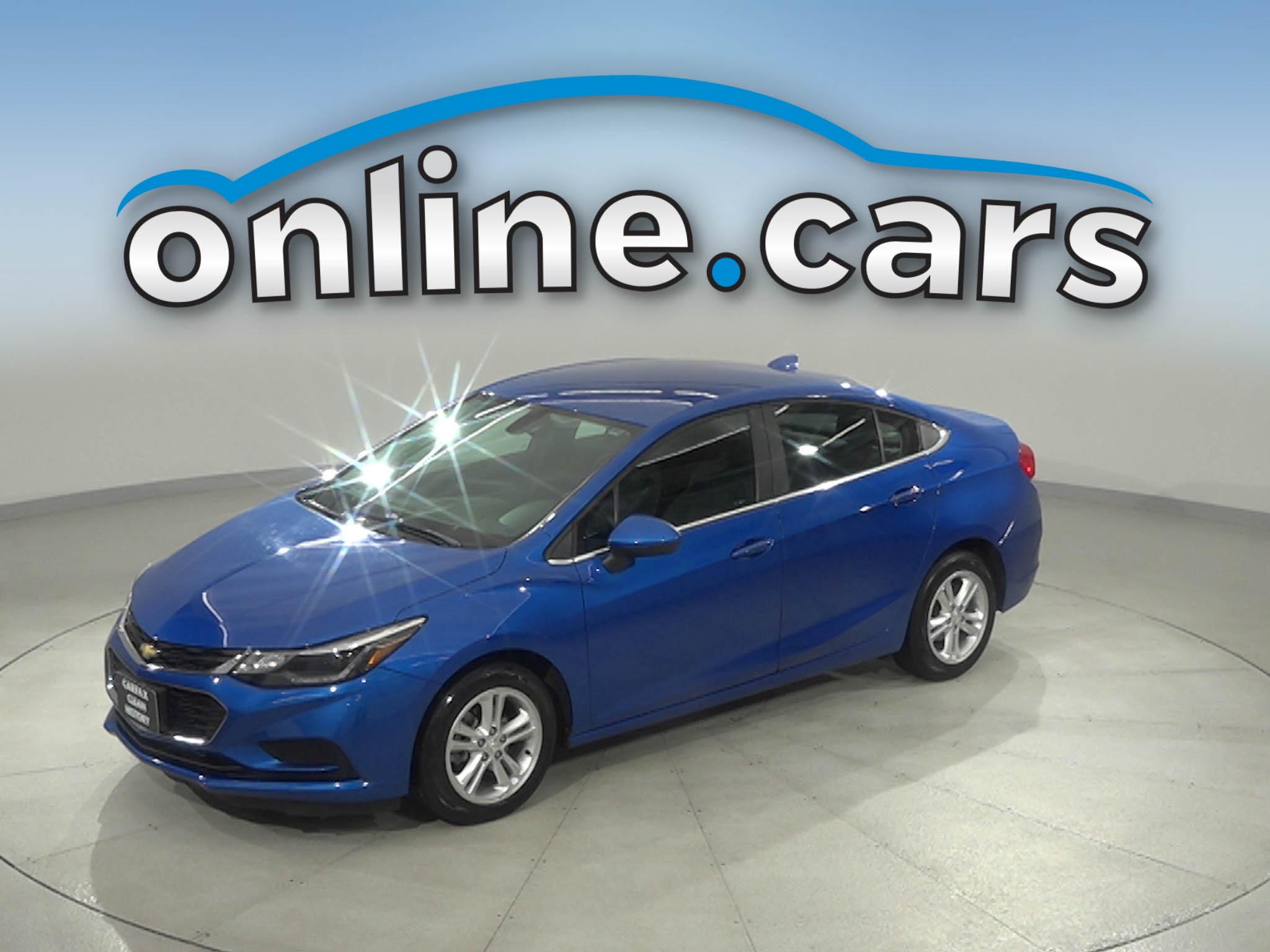 Pre-Owned 2016 Chevrolet Cruze LT