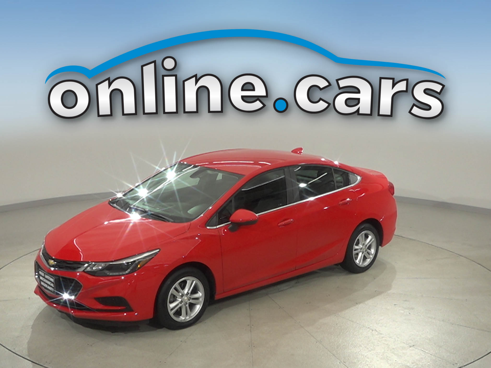 Pre-Owned 2017 Chevrolet Cruze LT
