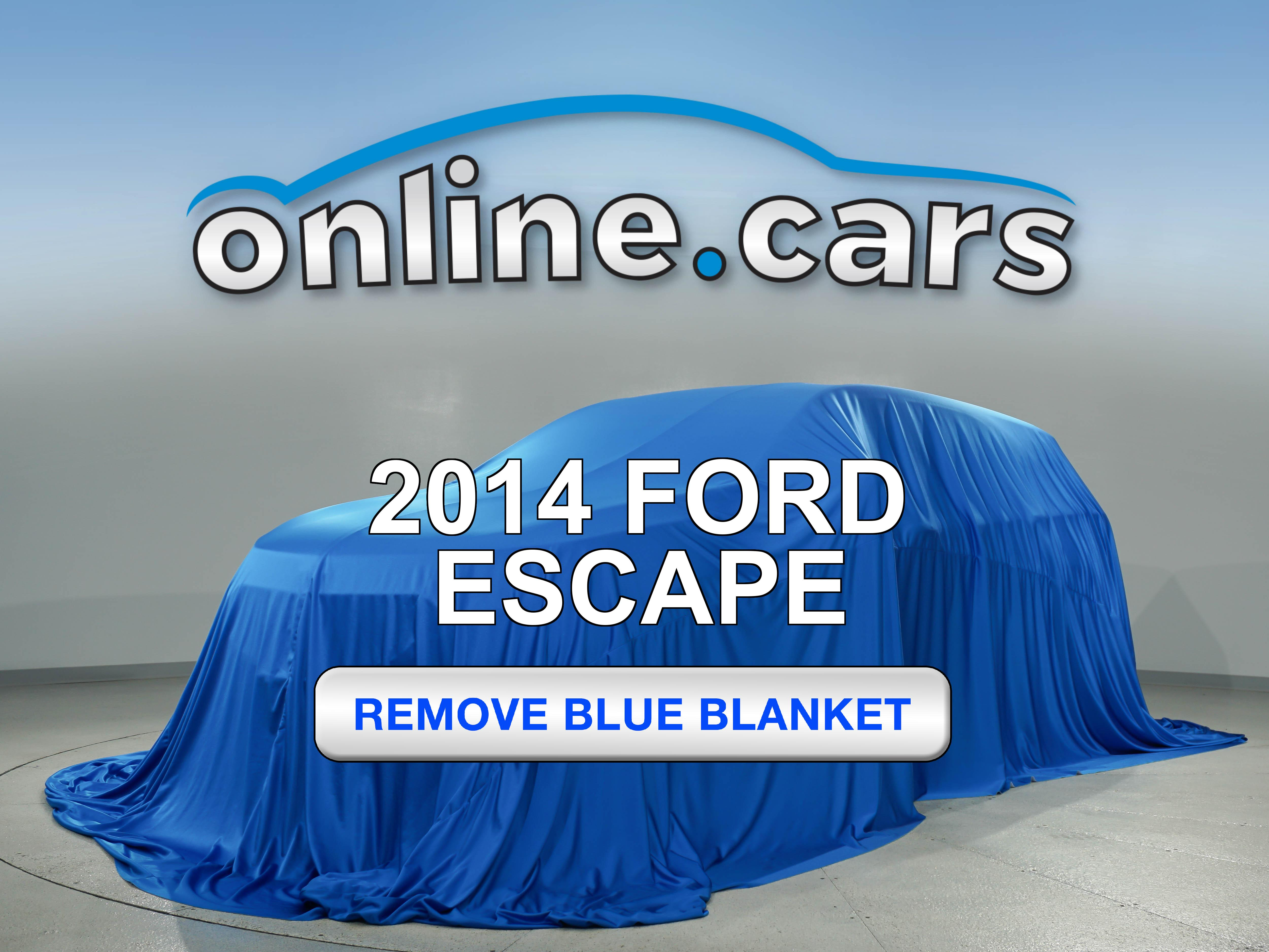 Pre-Owned 2014 Ford Escape S